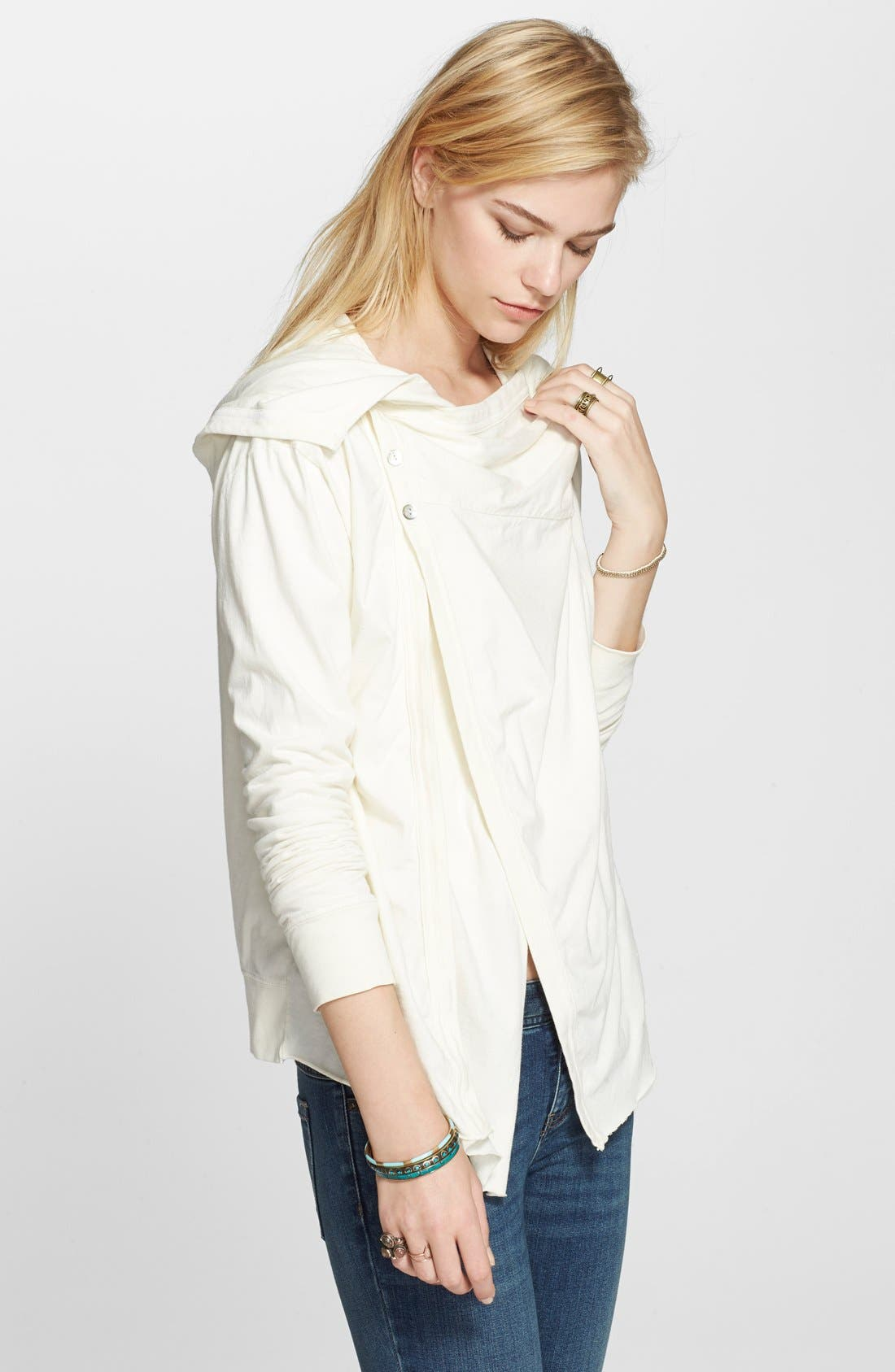 Alternate Image 1 Selected - Free People 'Bond' Cardigan