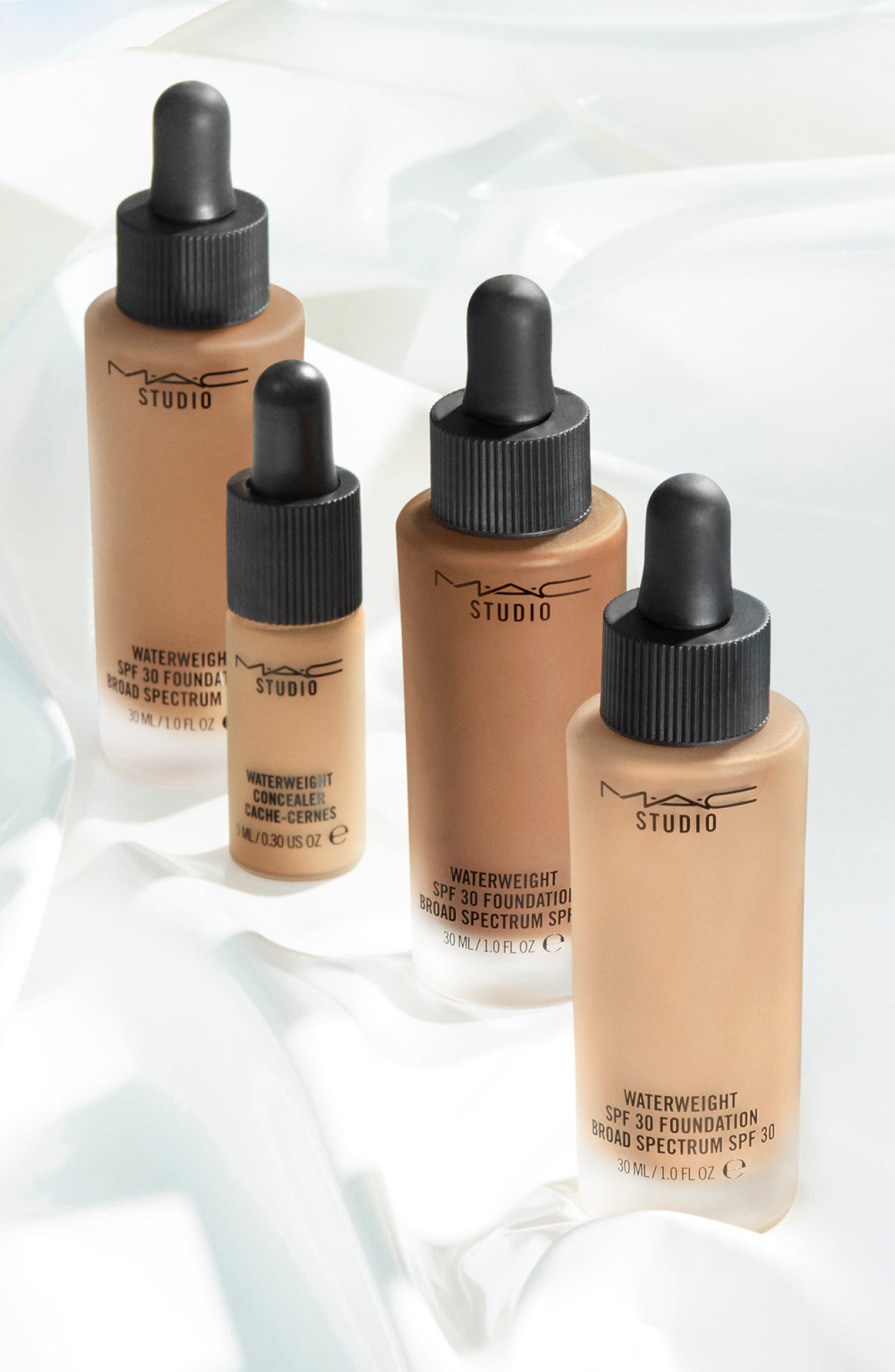 MAC M·A·C Studio Waterweight Foundation SPF 30,                             Alternate thumbnail 5, color,