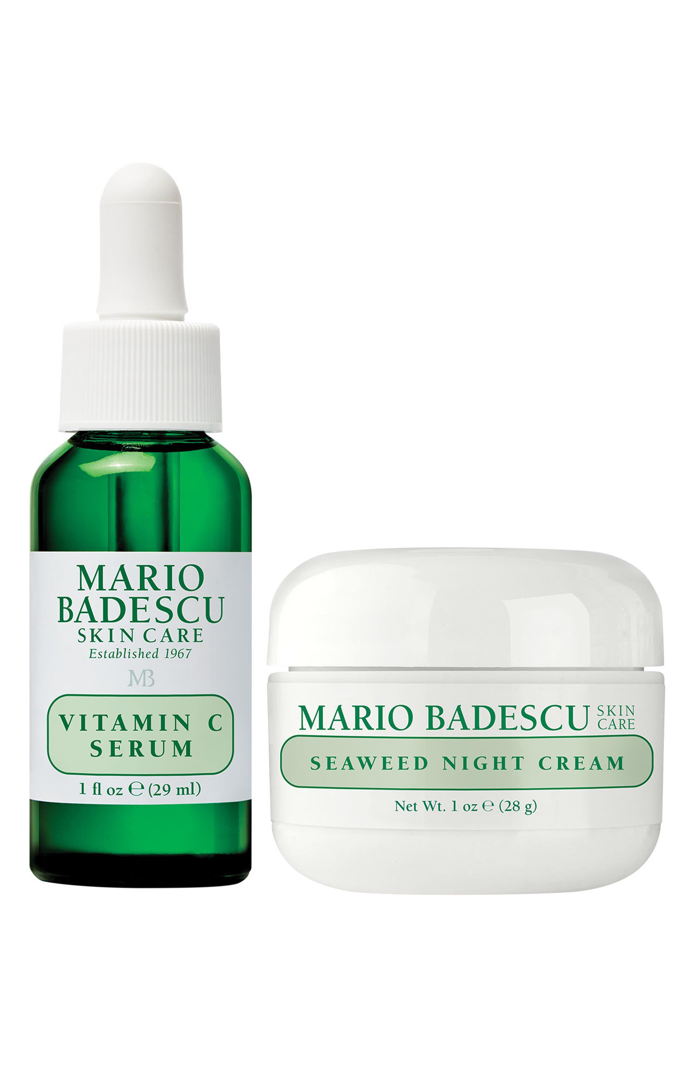 Mario Badescu Night Duo ($67 Value)