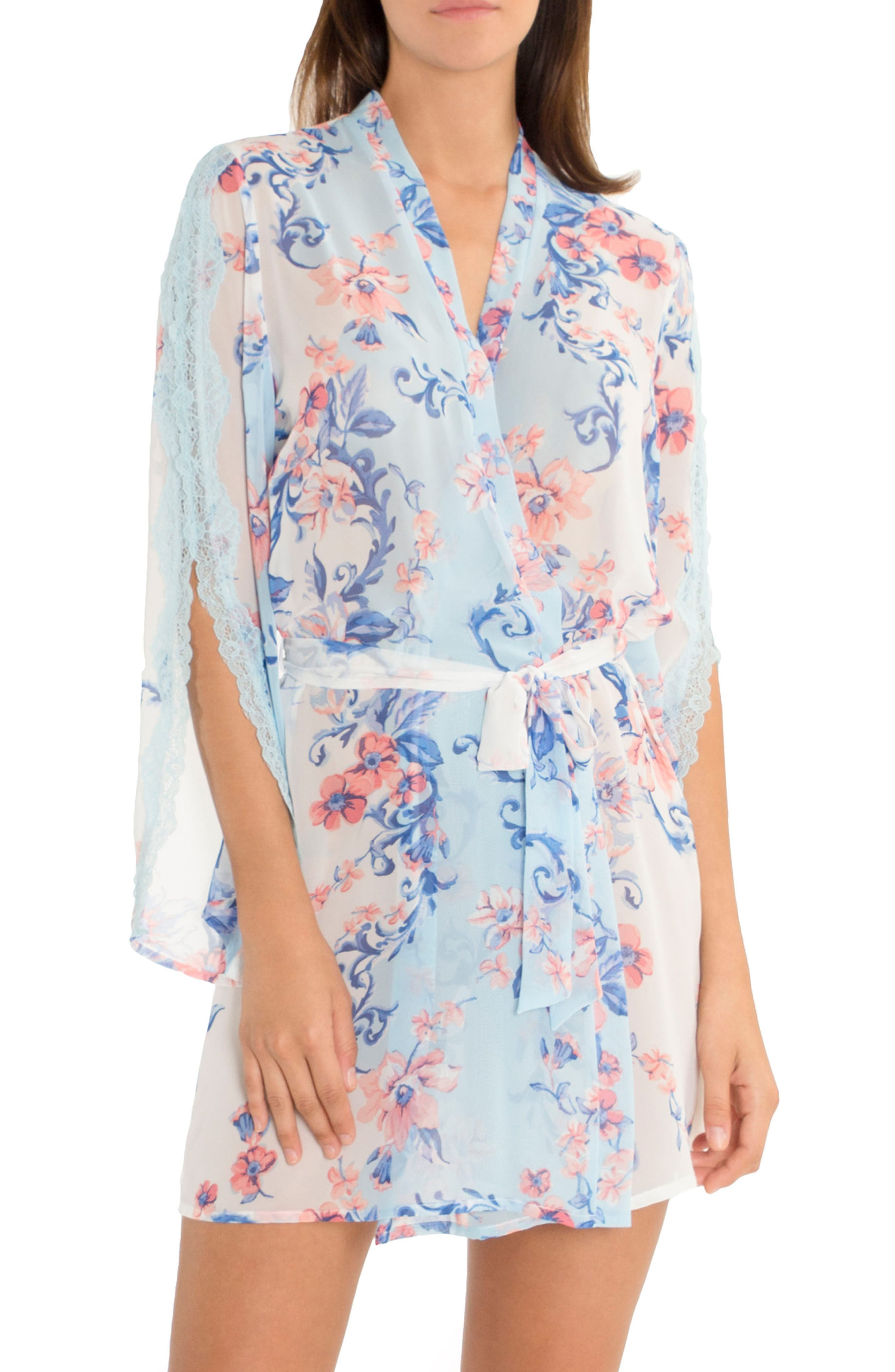 Main Image - In Bloom by Jonquil Chiffon Wrap