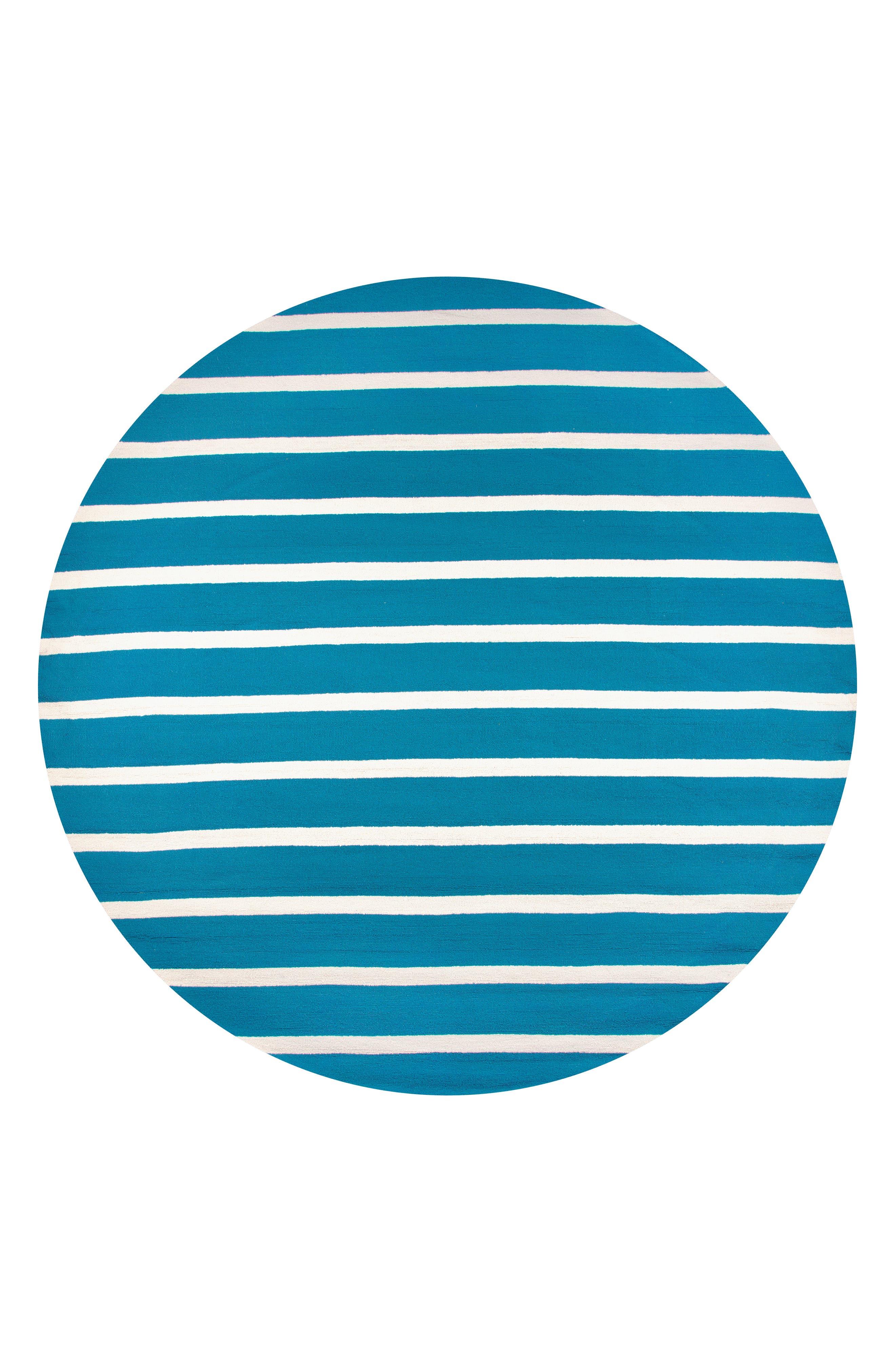 Azzura Hill Jenny Hand Tufted Rug,                             Alternate thumbnail 4, color,                             Marine Blue