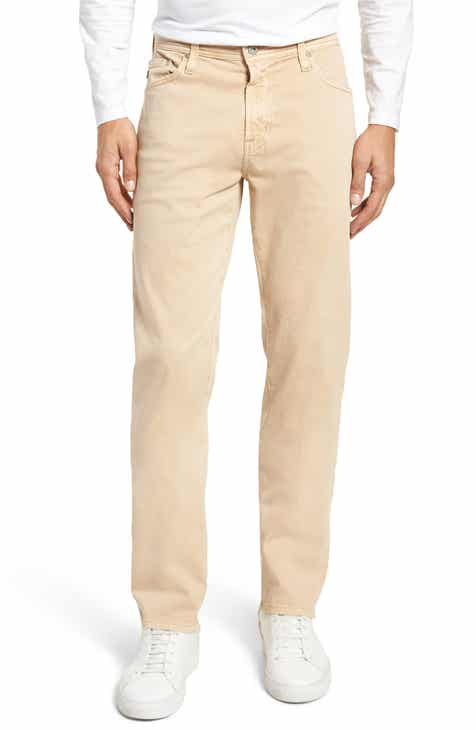 205c386fc5cdf AG Everett SUD Slim Straight Leg Pants