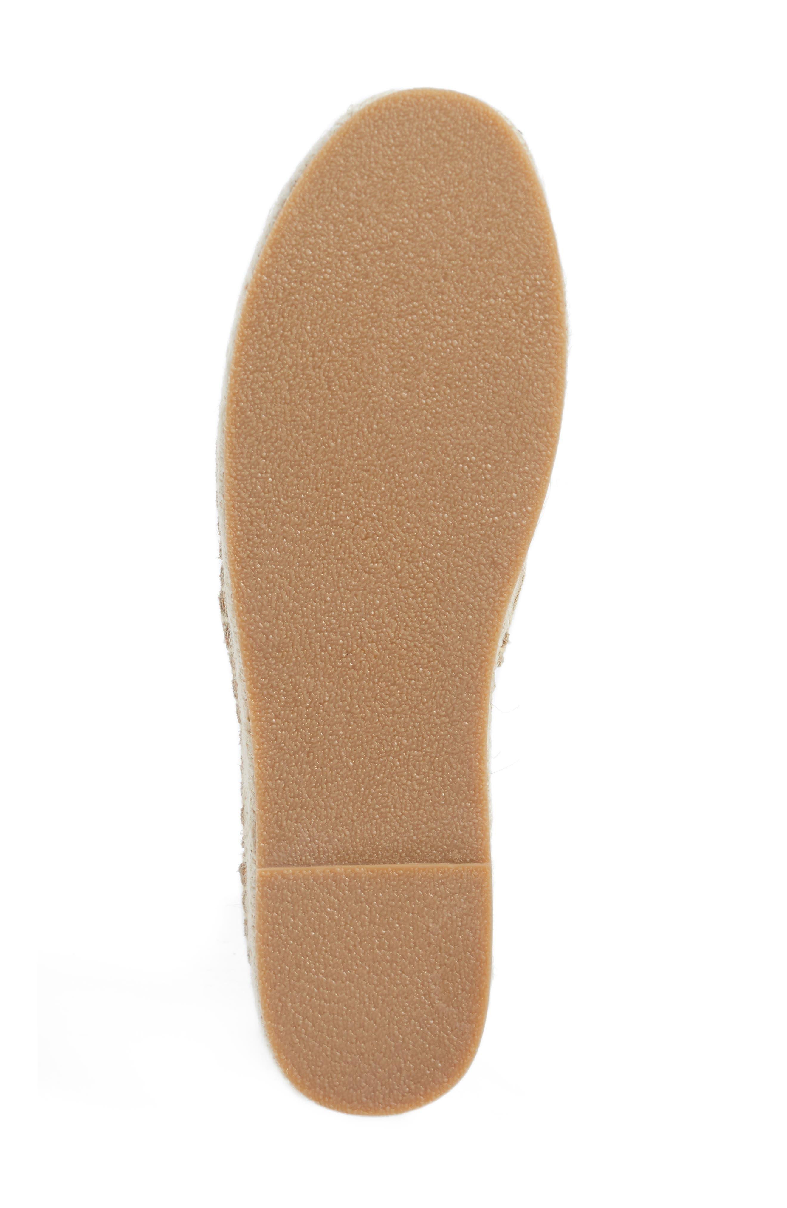 Alternate Image 6  - Soludos Malibu Perforated Platform Espadrille (Women)