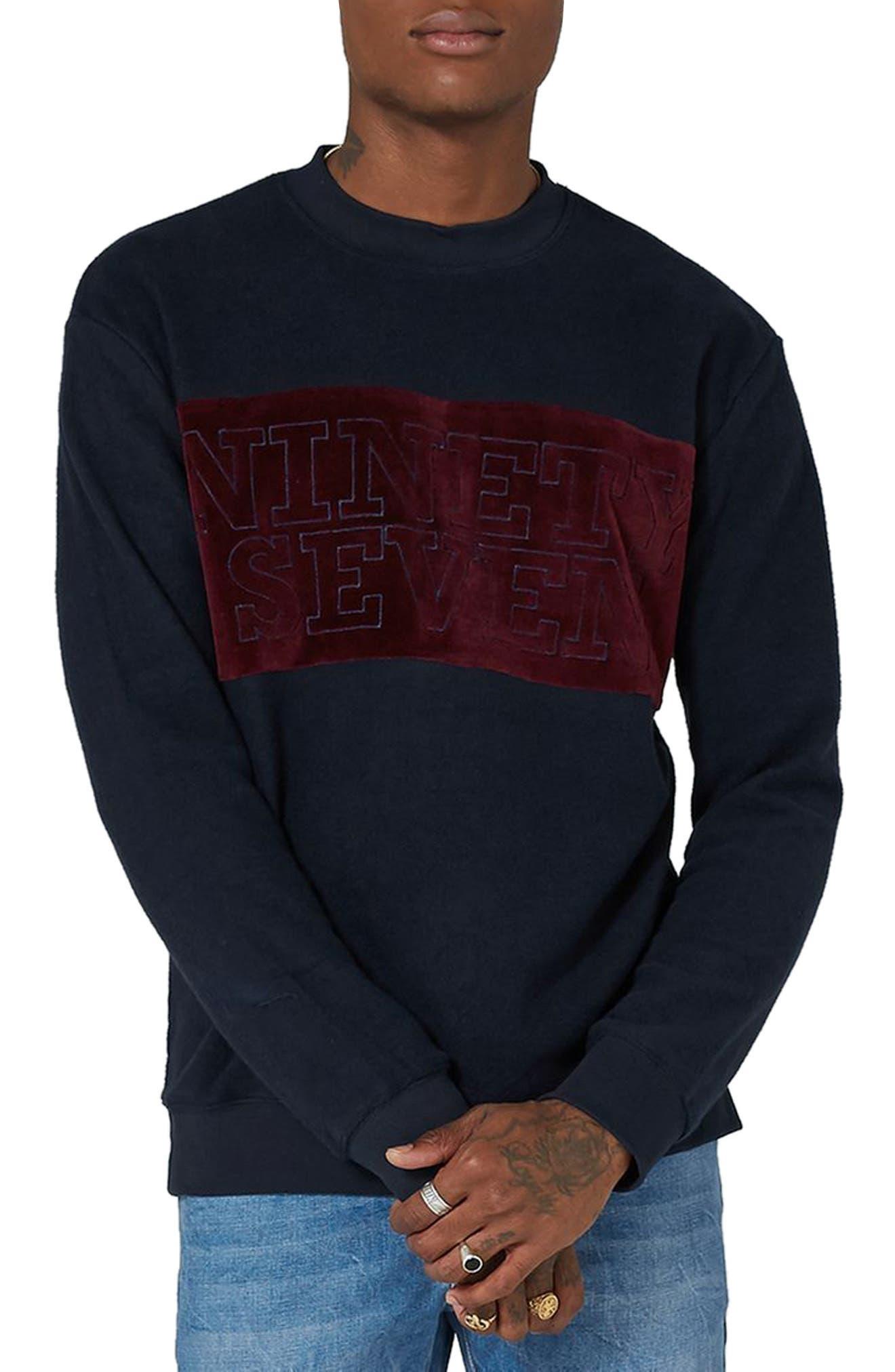 Topman Sweaters & Sweatshirts   Nordstrom