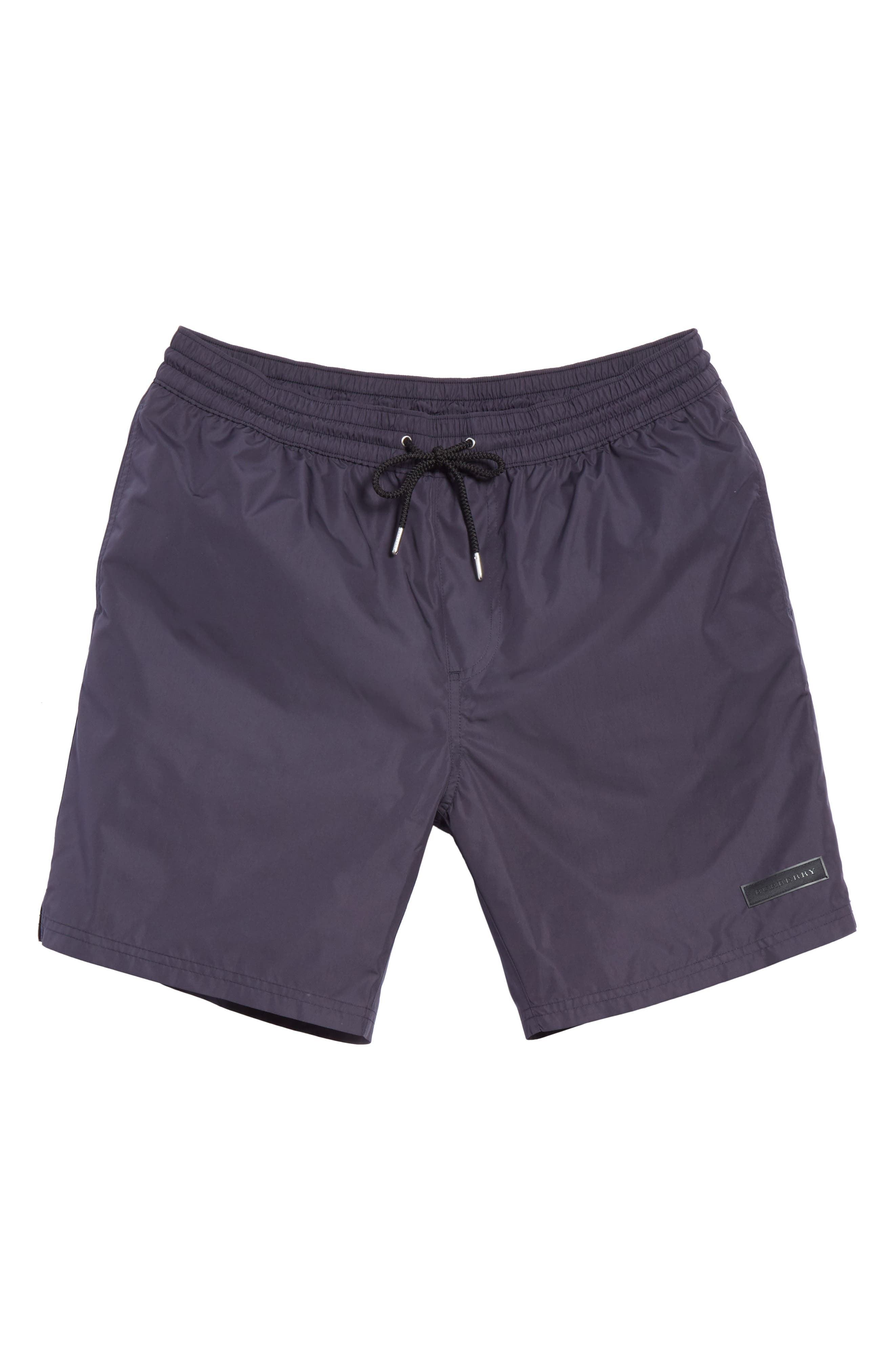 Guildes Swim Trunks,                             Alternate thumbnail 6, color,                             Navy