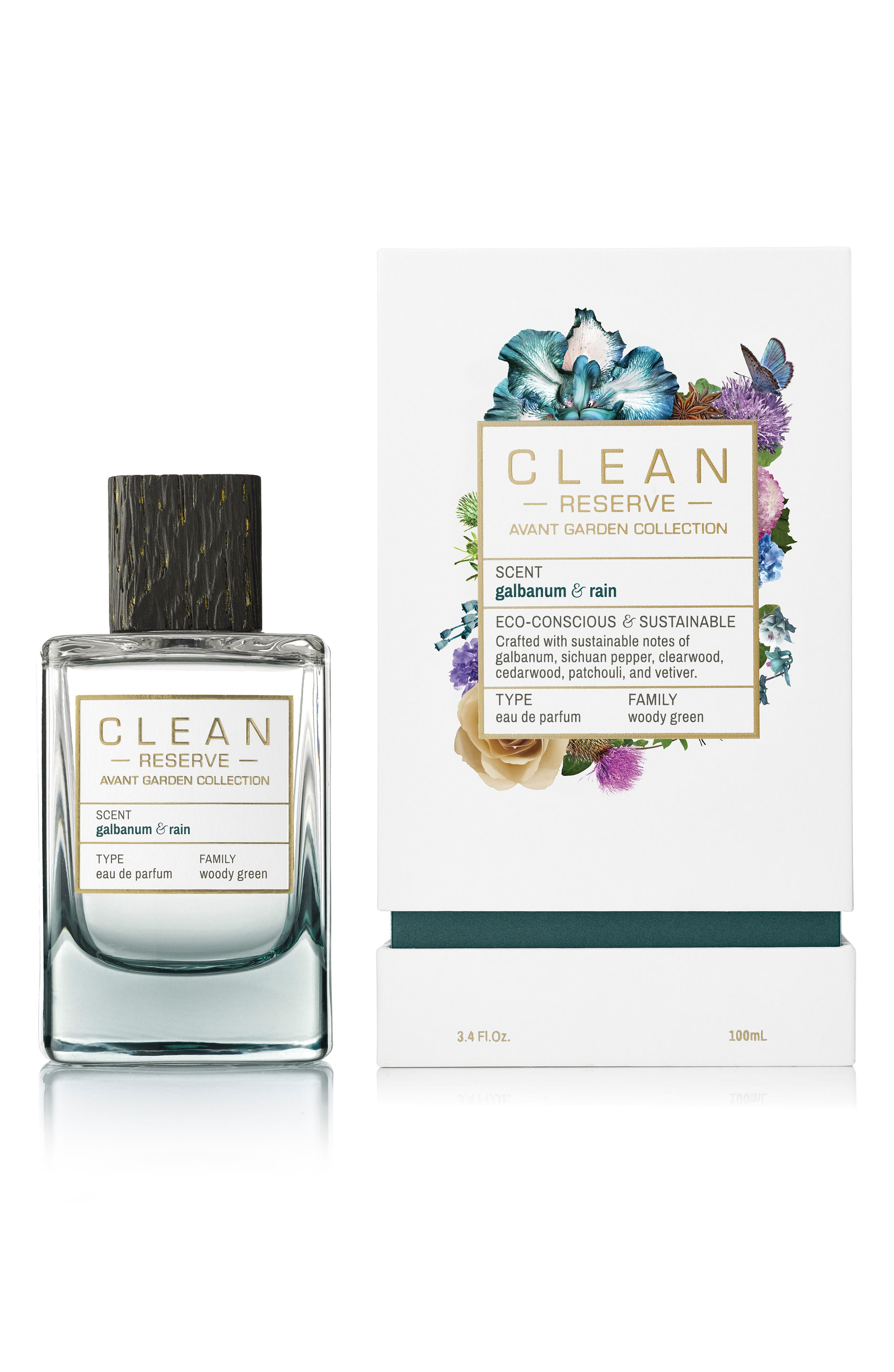 Avant Garden Galbanum & Rain Eau de Parfum,                             Main thumbnail 1, color,                             No Color