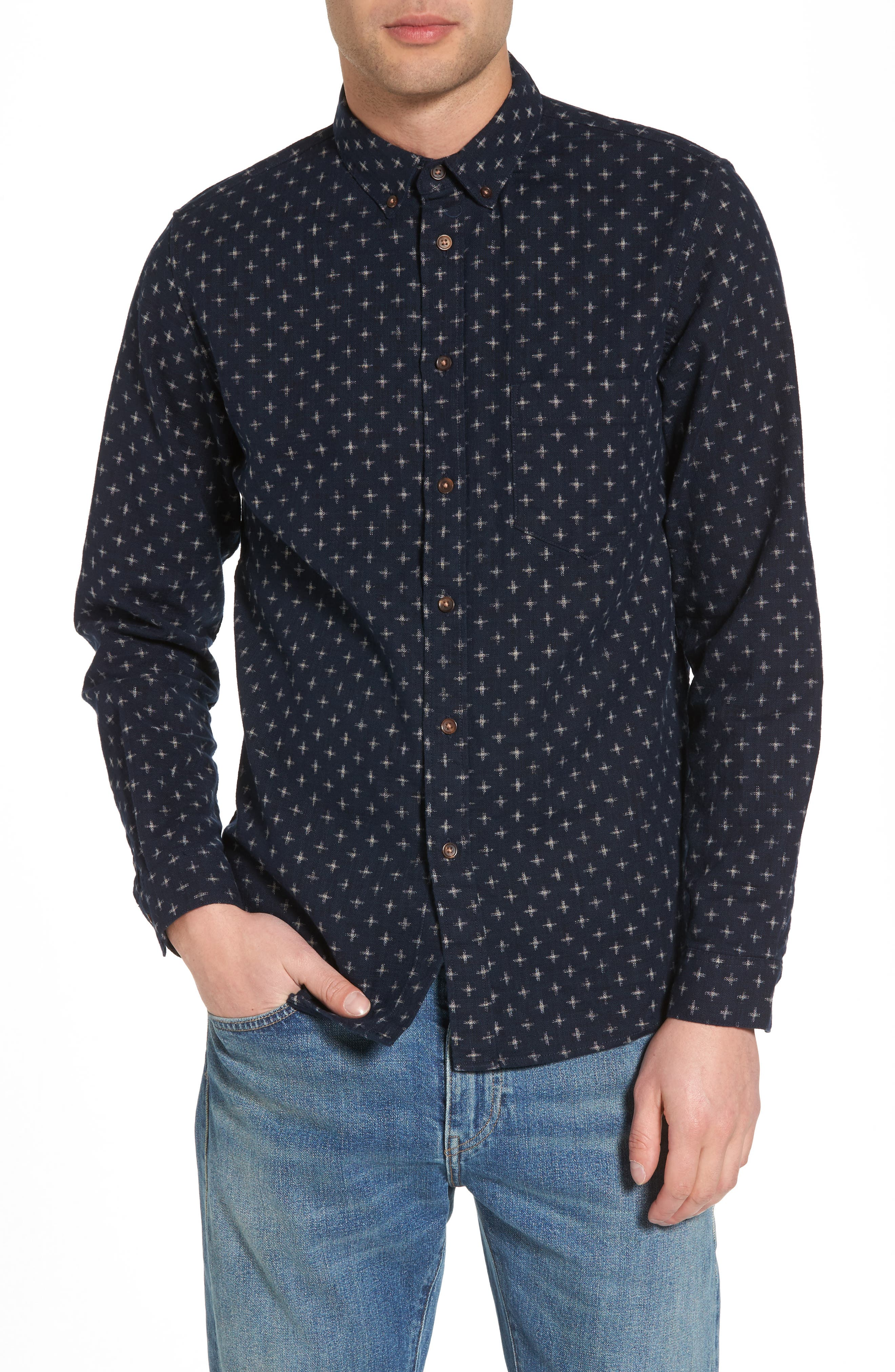 Levi's® Made & Crafted™ Regular Fit Sport Shirt
