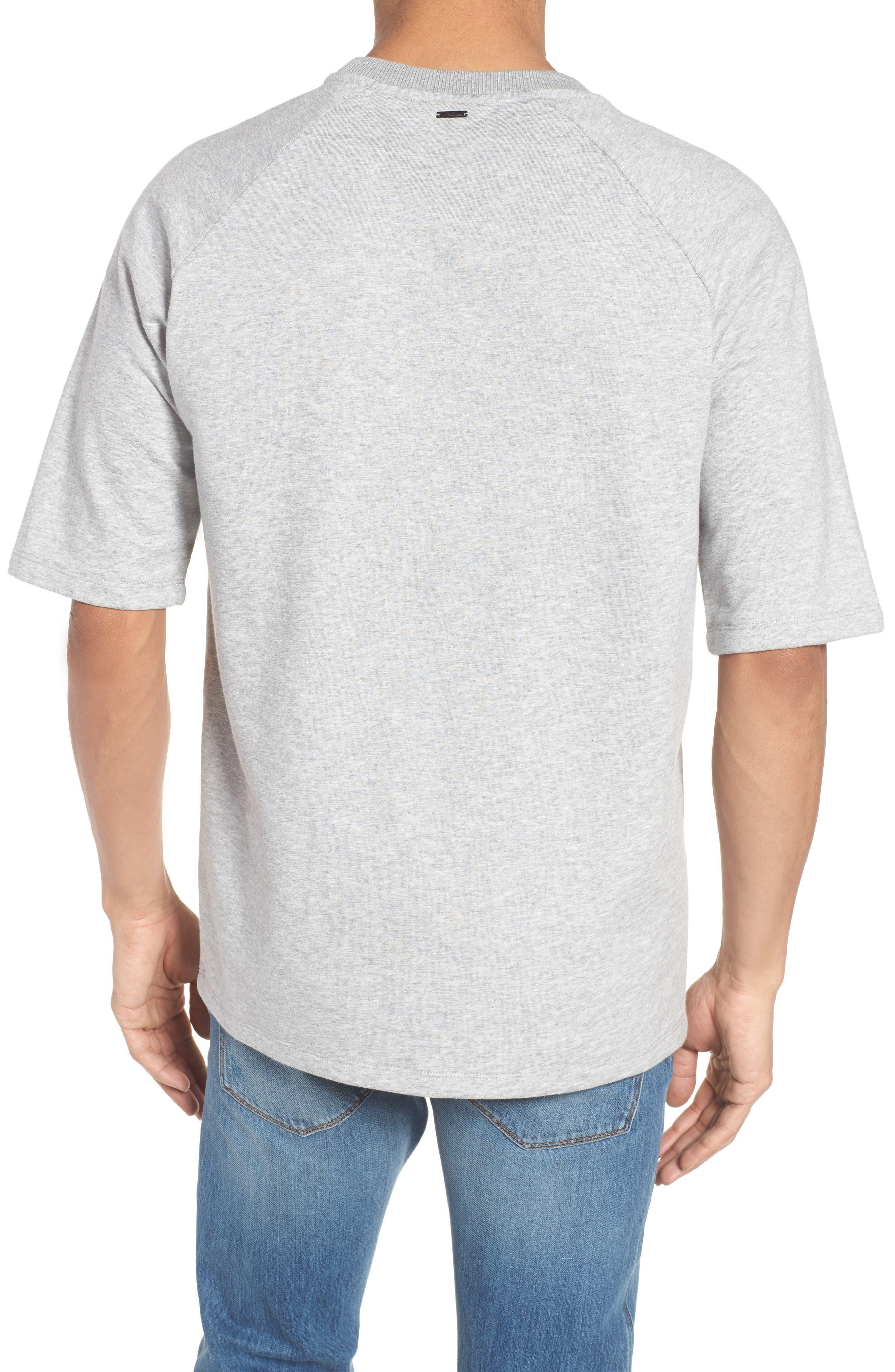 Deast Doodle Sweatshirt,                             Alternate thumbnail 2, color,                             Grey