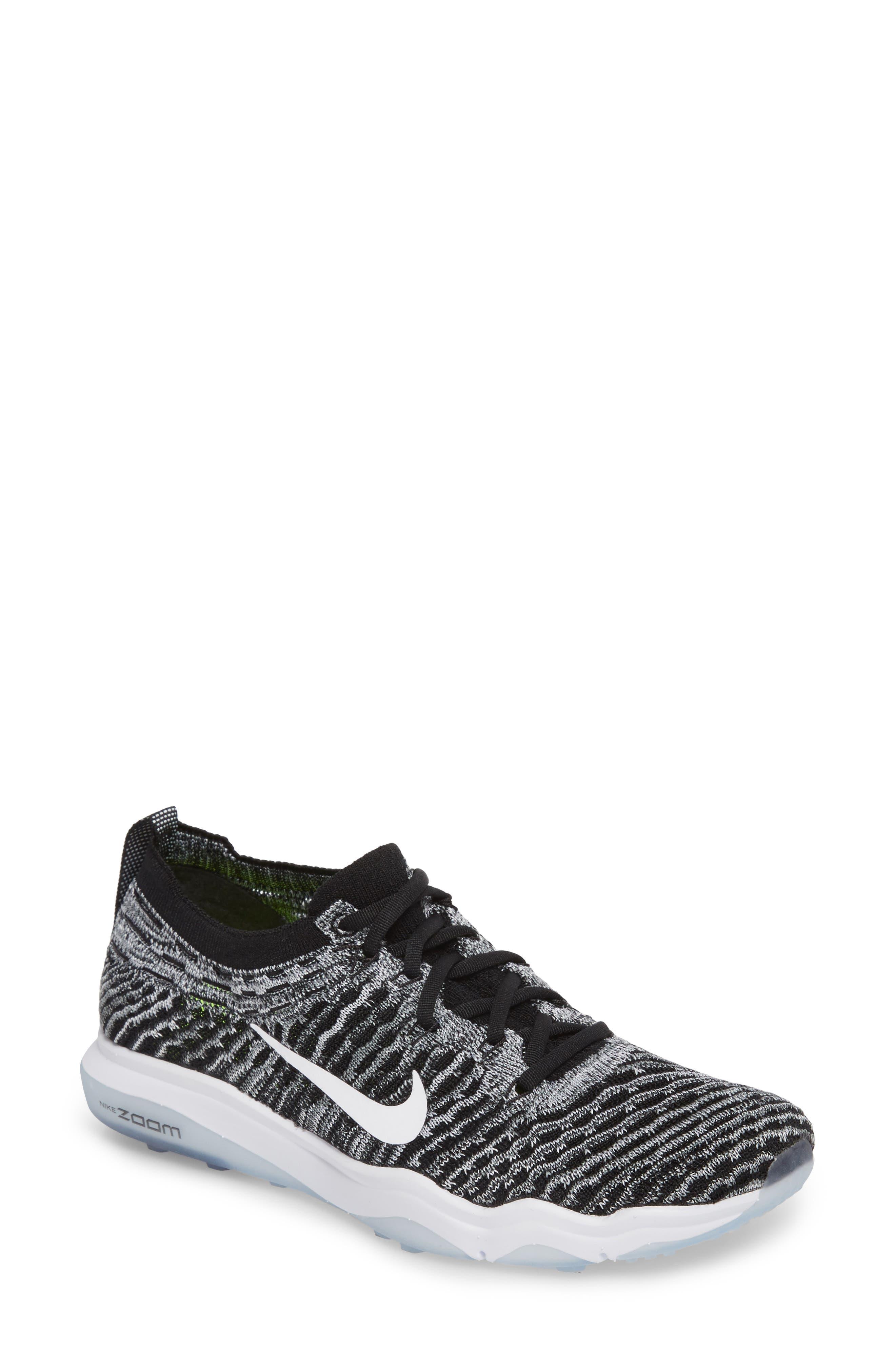 Nike Air Zoom Fearless Flyknit Lux Training Shoe (Women)