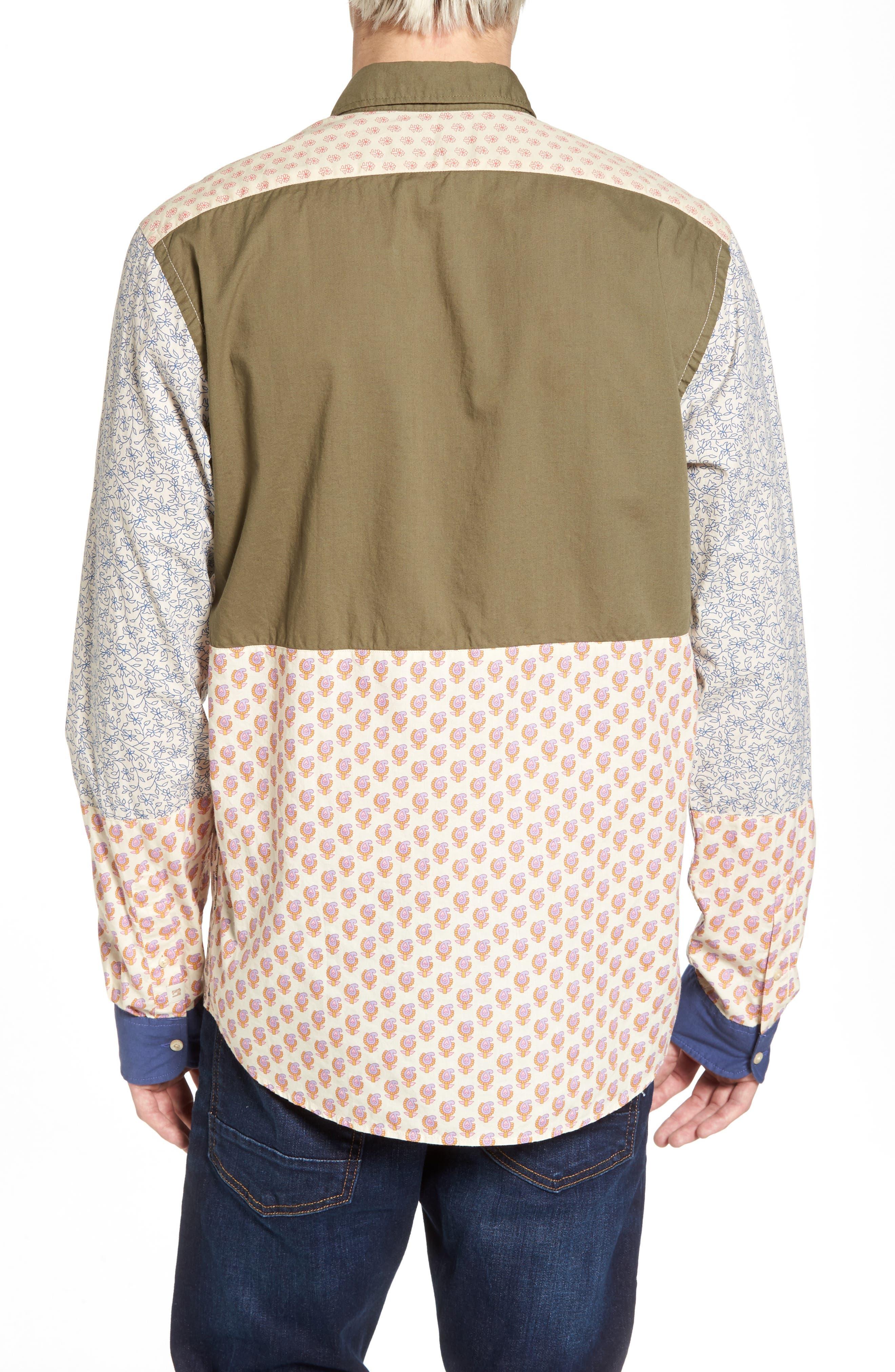 Mix & Match Sport Shirt,                             Alternate thumbnail 3, color,                             Combo A
