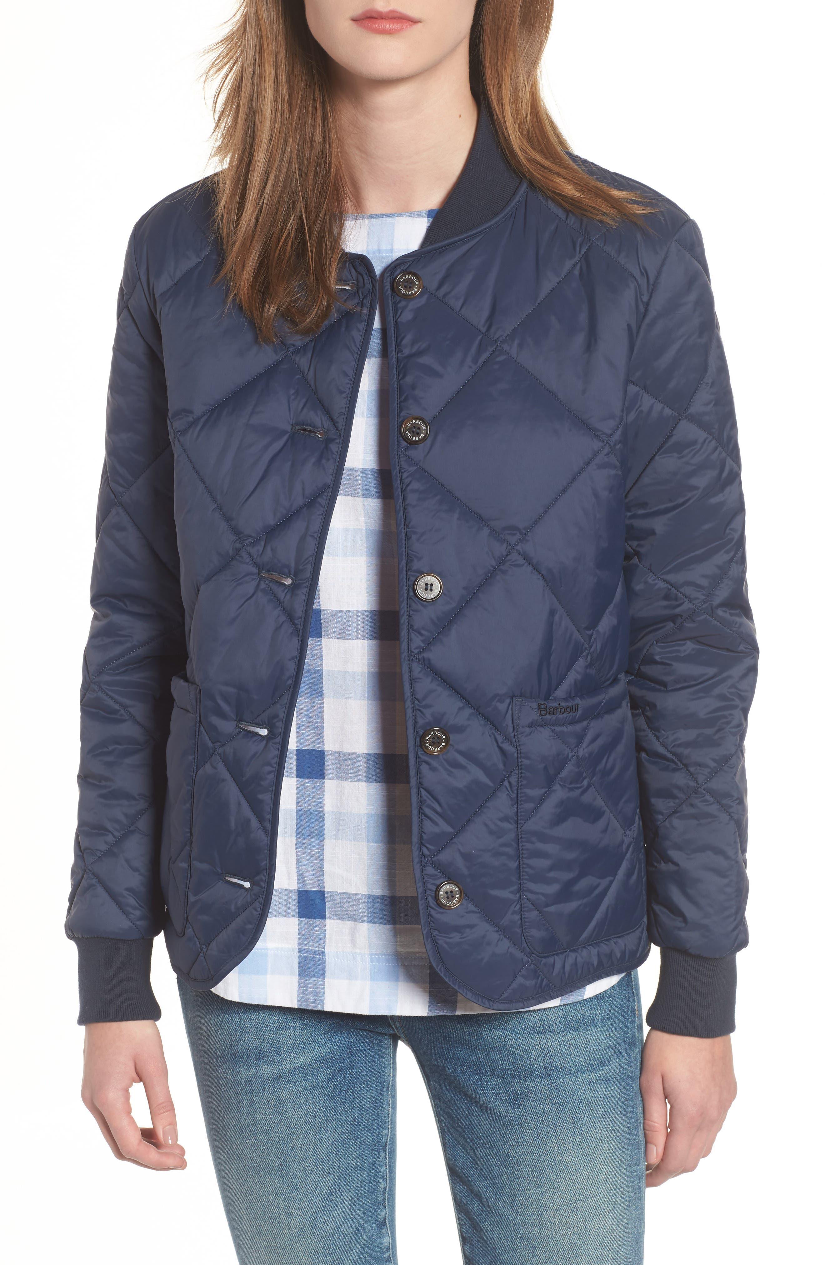 Freckleton Jacket,                         Main,                         color, Royal Navy