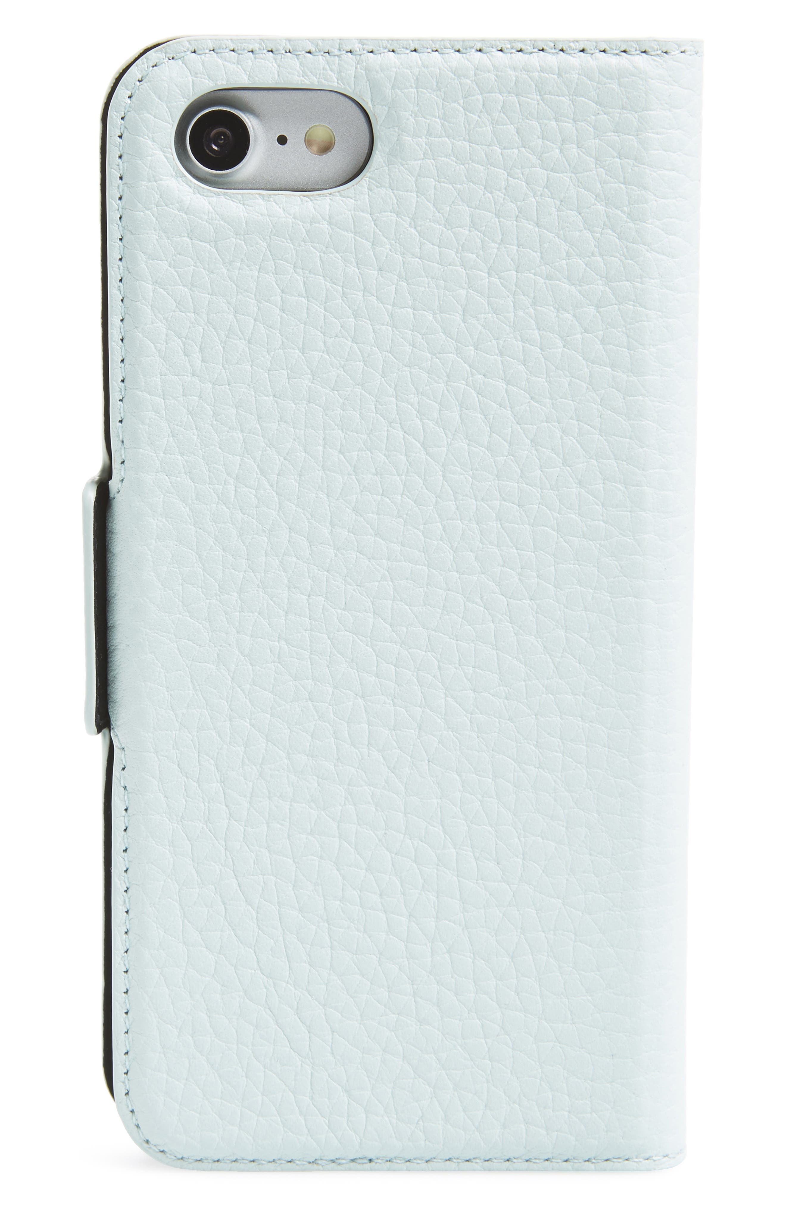 hello iPhone 7/8 & 7/8 Plus folio case,                             Alternate thumbnail 2, color,                             Misty Mint