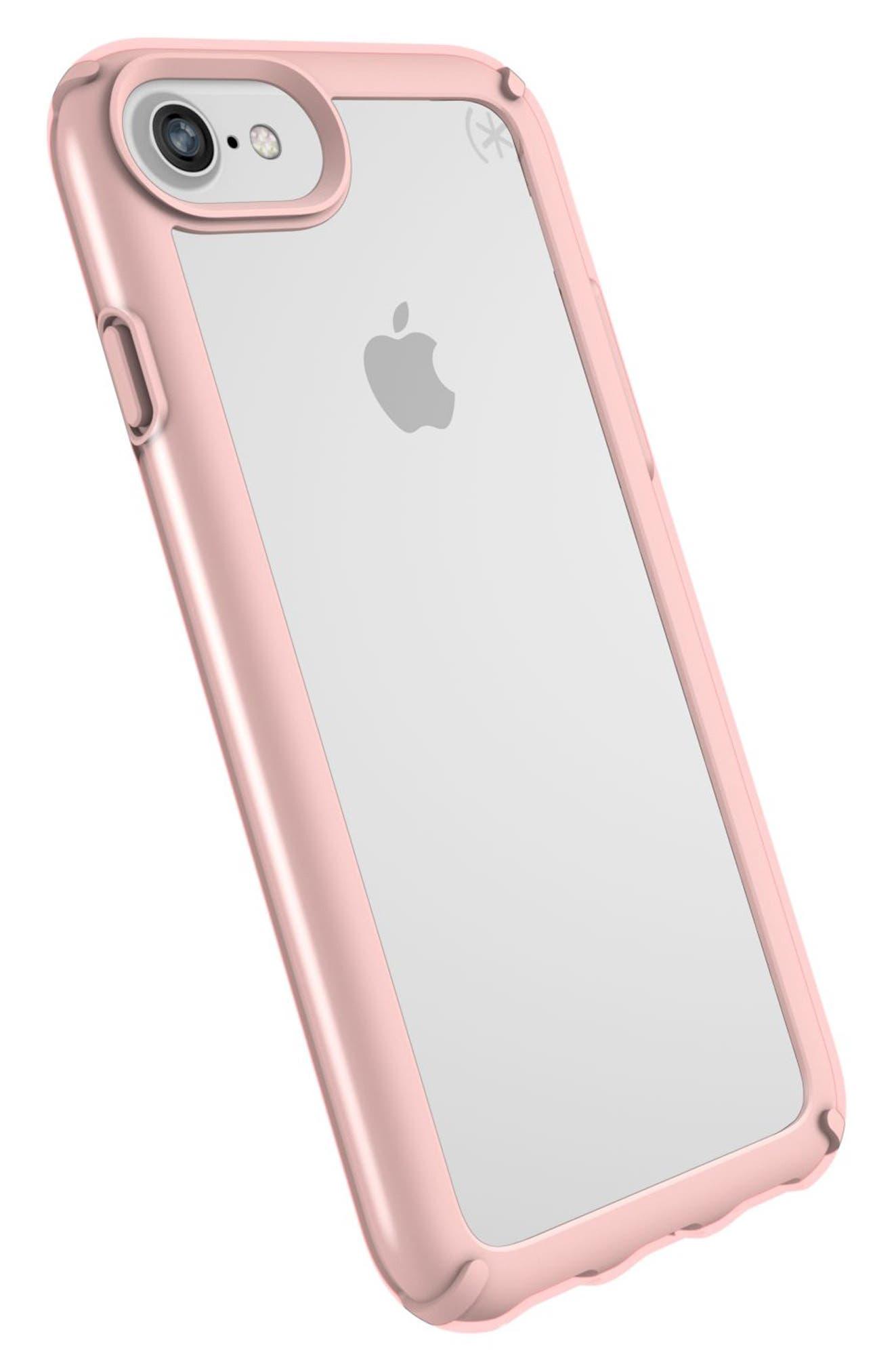 Alternate Image 4  - Speck Transparent iPhone 6/6s/7/8 Case