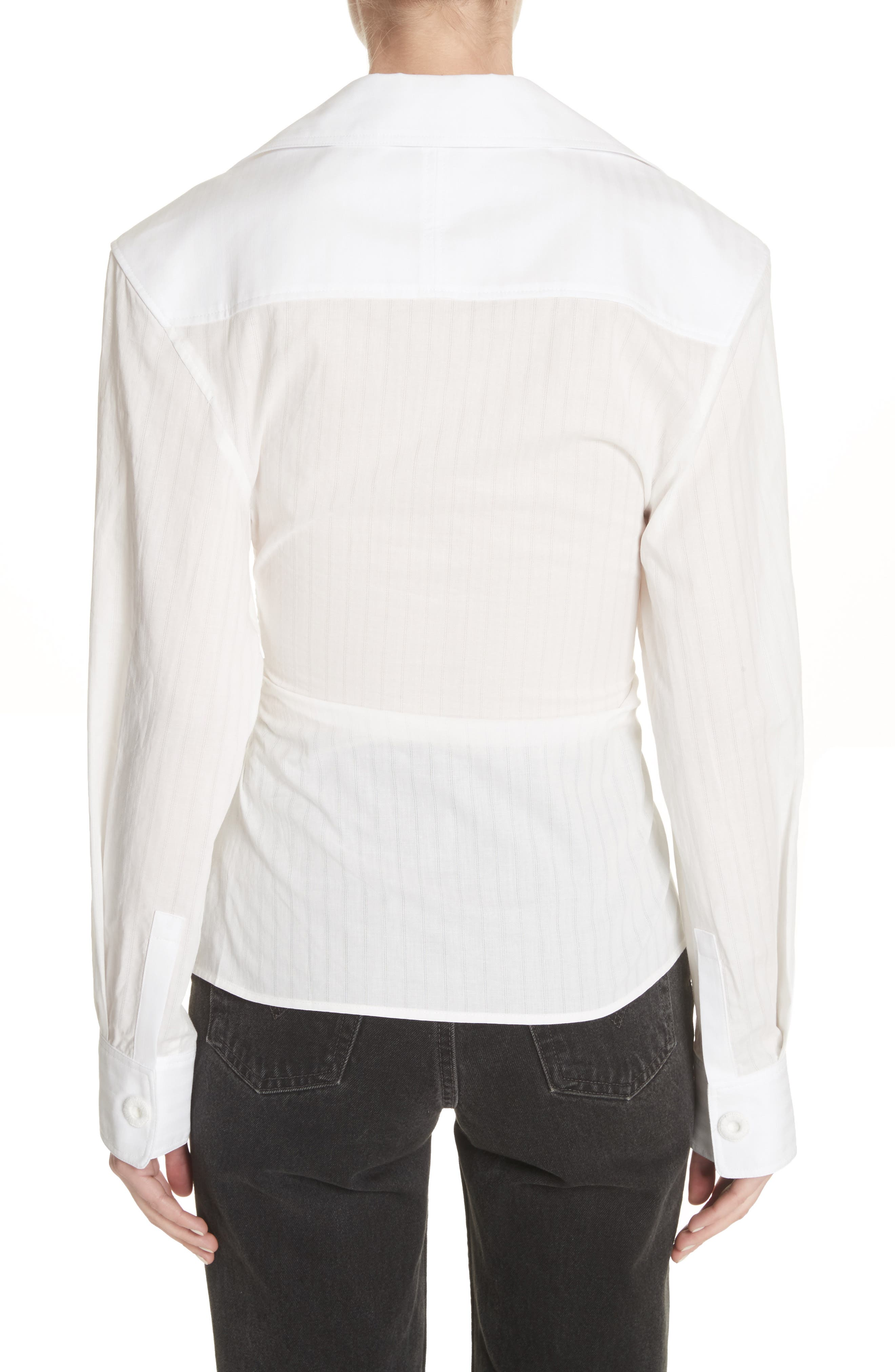 Alternate Image 2  - Jacquemus La Chemise Maceio Shirt