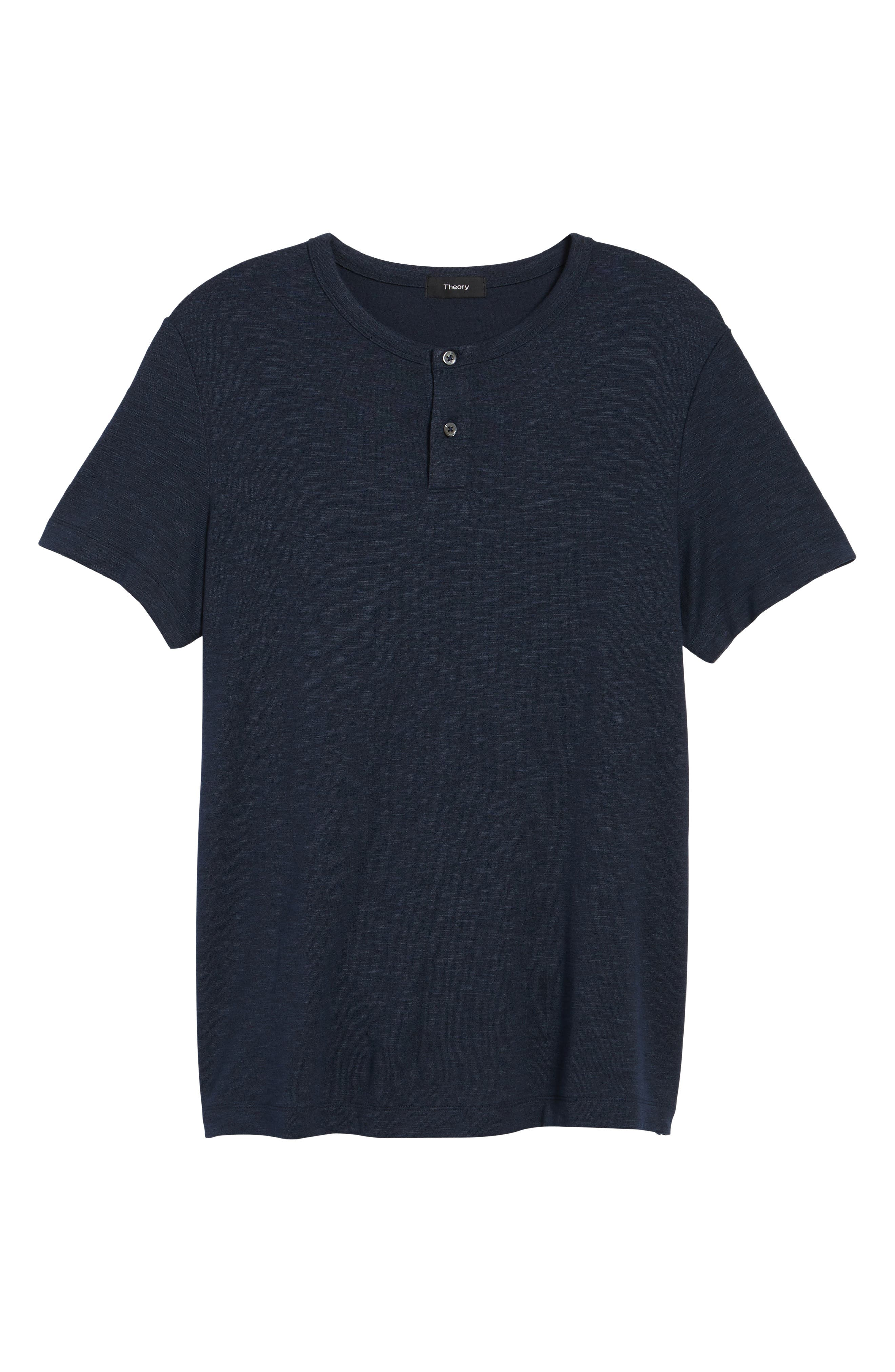 Gaskell Anemone Slim Fit Henley,                             Alternate thumbnail 2, color,                             Eclipse Multi
