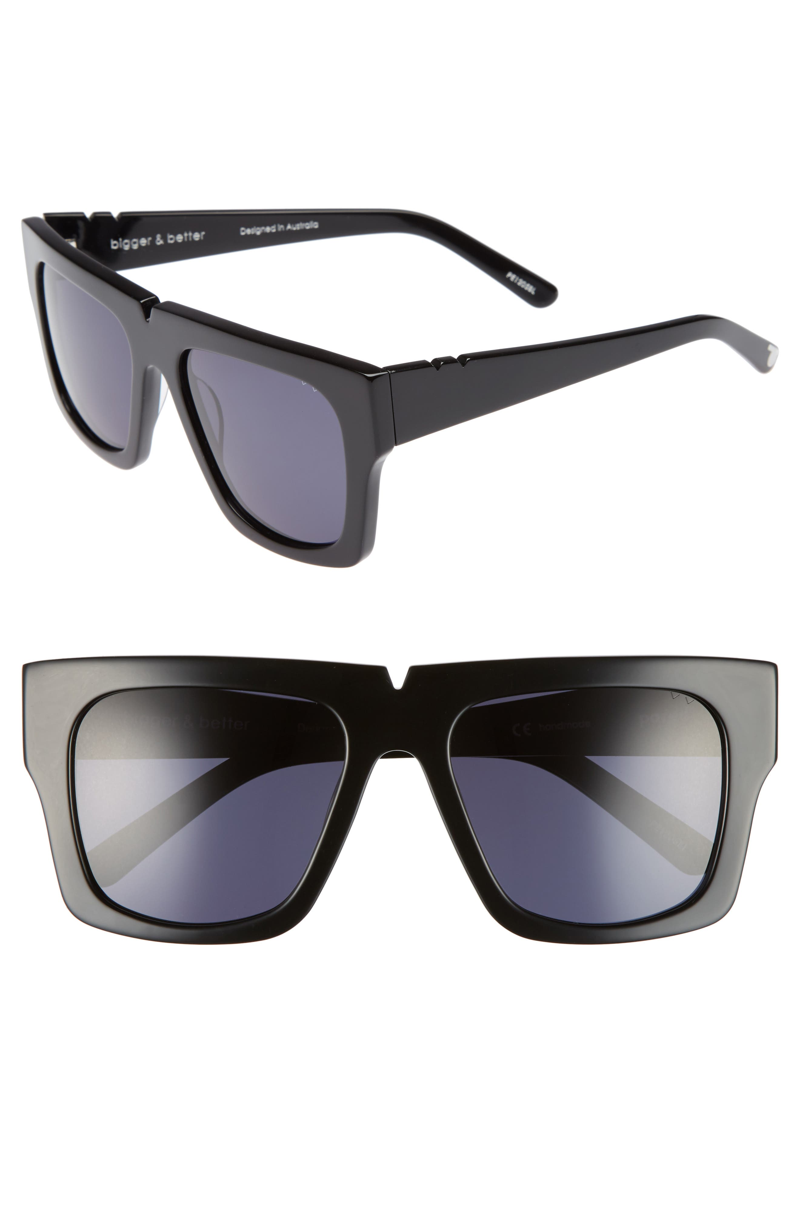 Main Image - Pared Bigger & Better 54mm Sunglasses