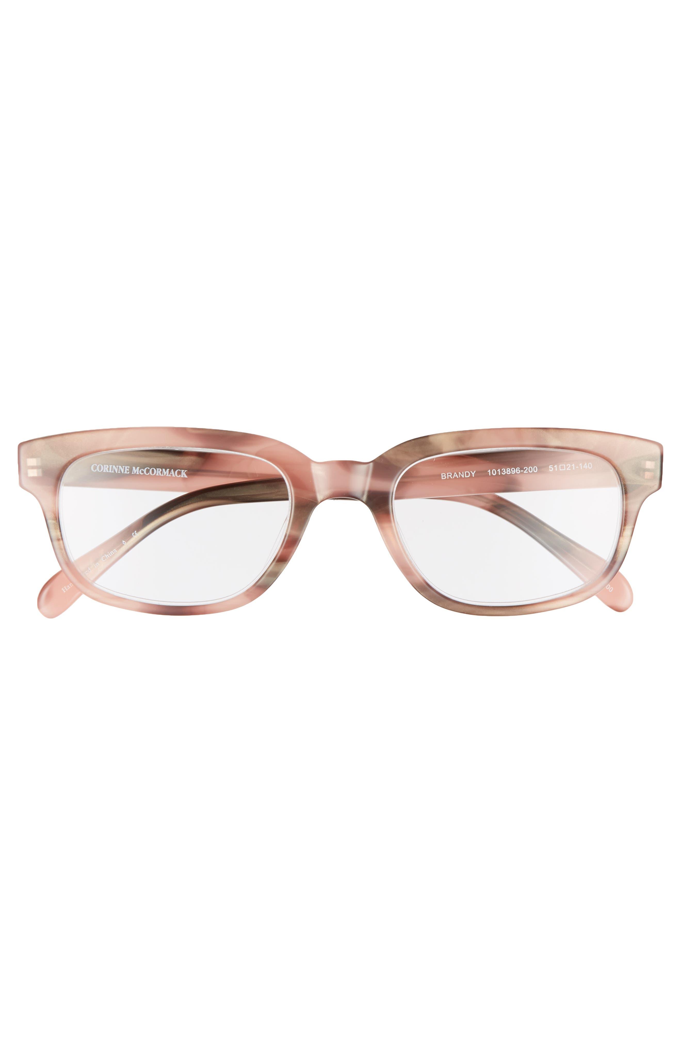 Alternate Image 3  - Corrine McCormack Brandy 51mm Reading Glasses