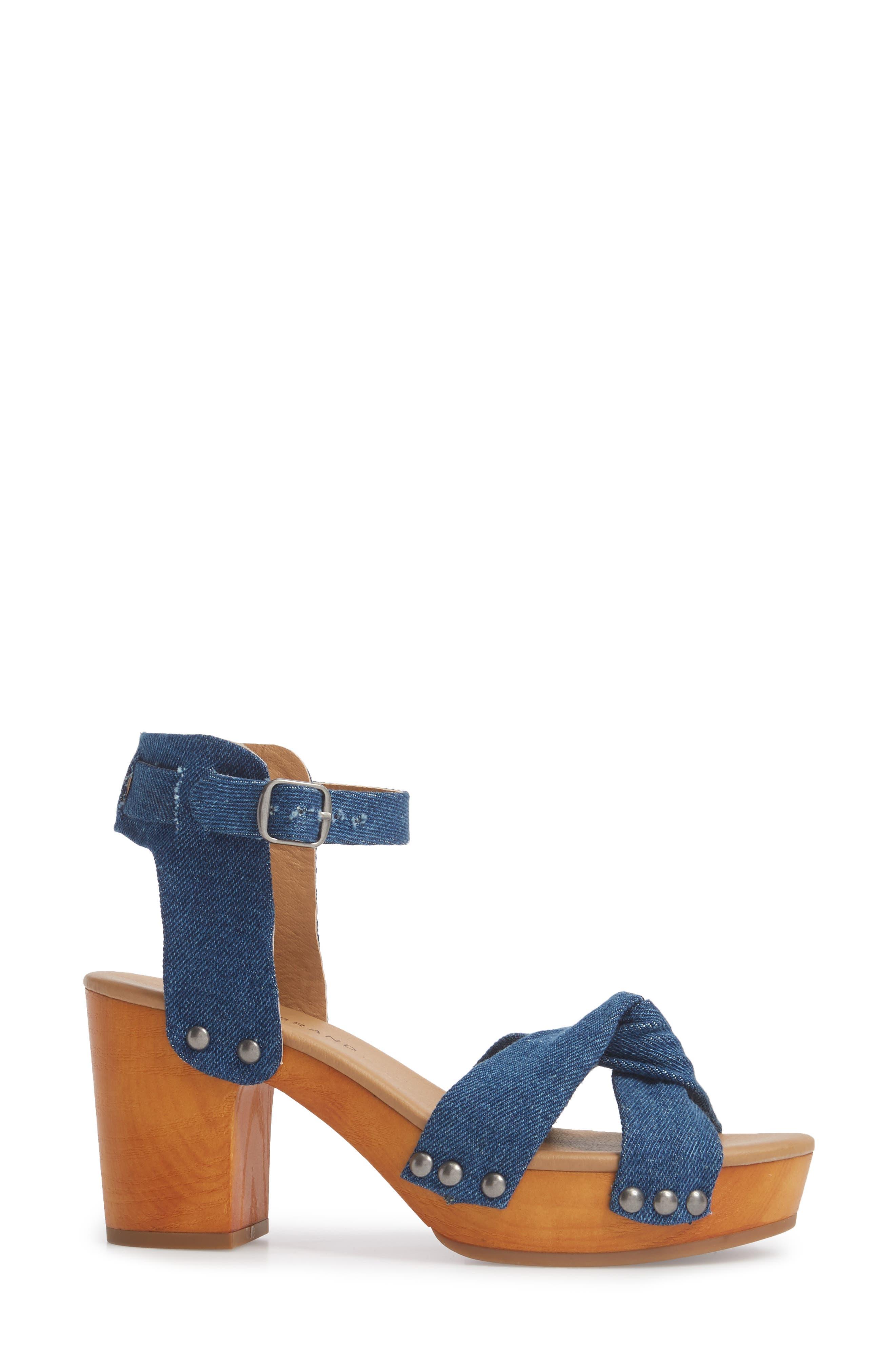 Alternate Image 3  - Lucky Brand Whitneigh Sandal (Women)