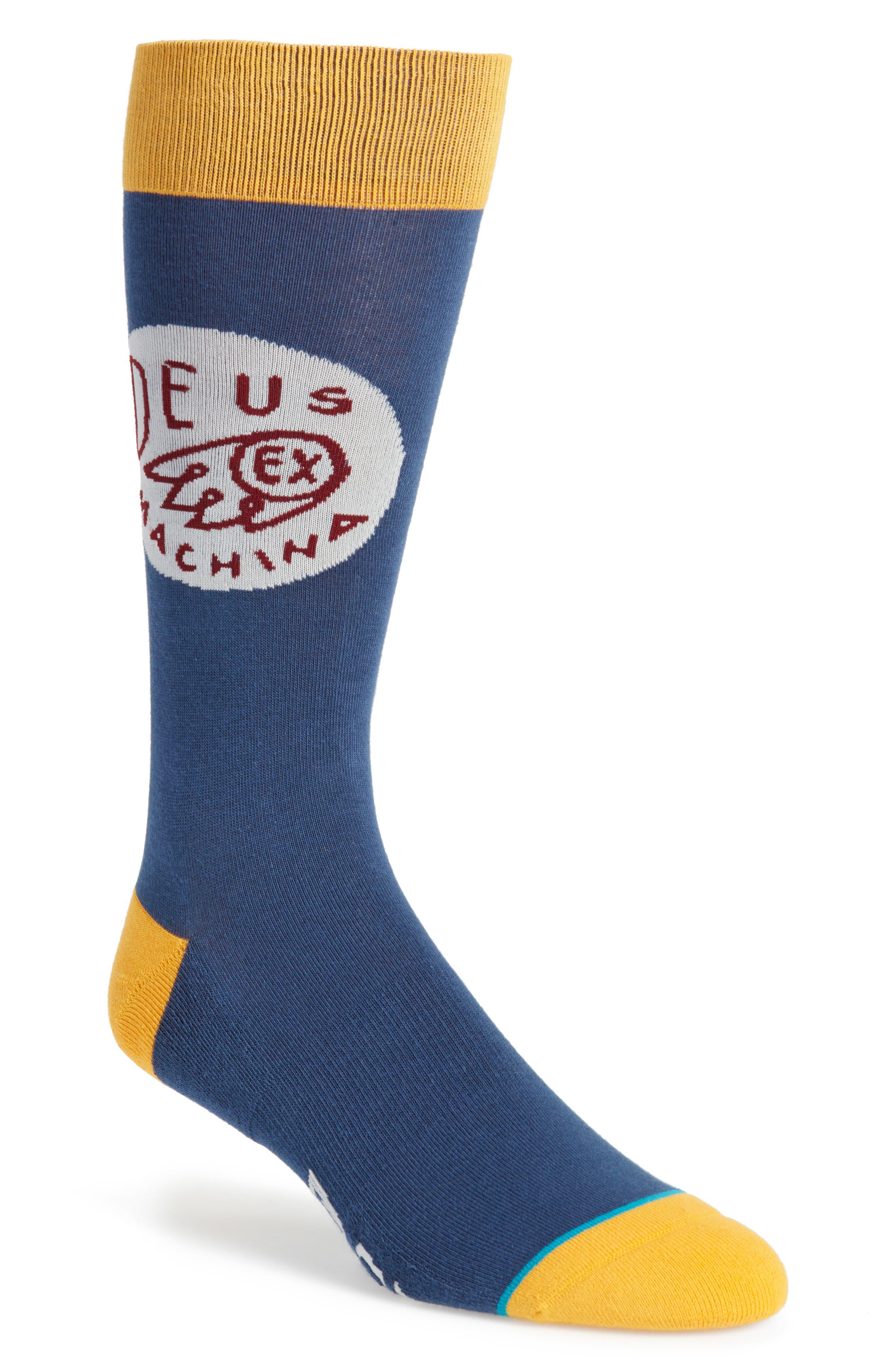 Alternate Image 1 Selected - Stance Hervey Crew Socks
