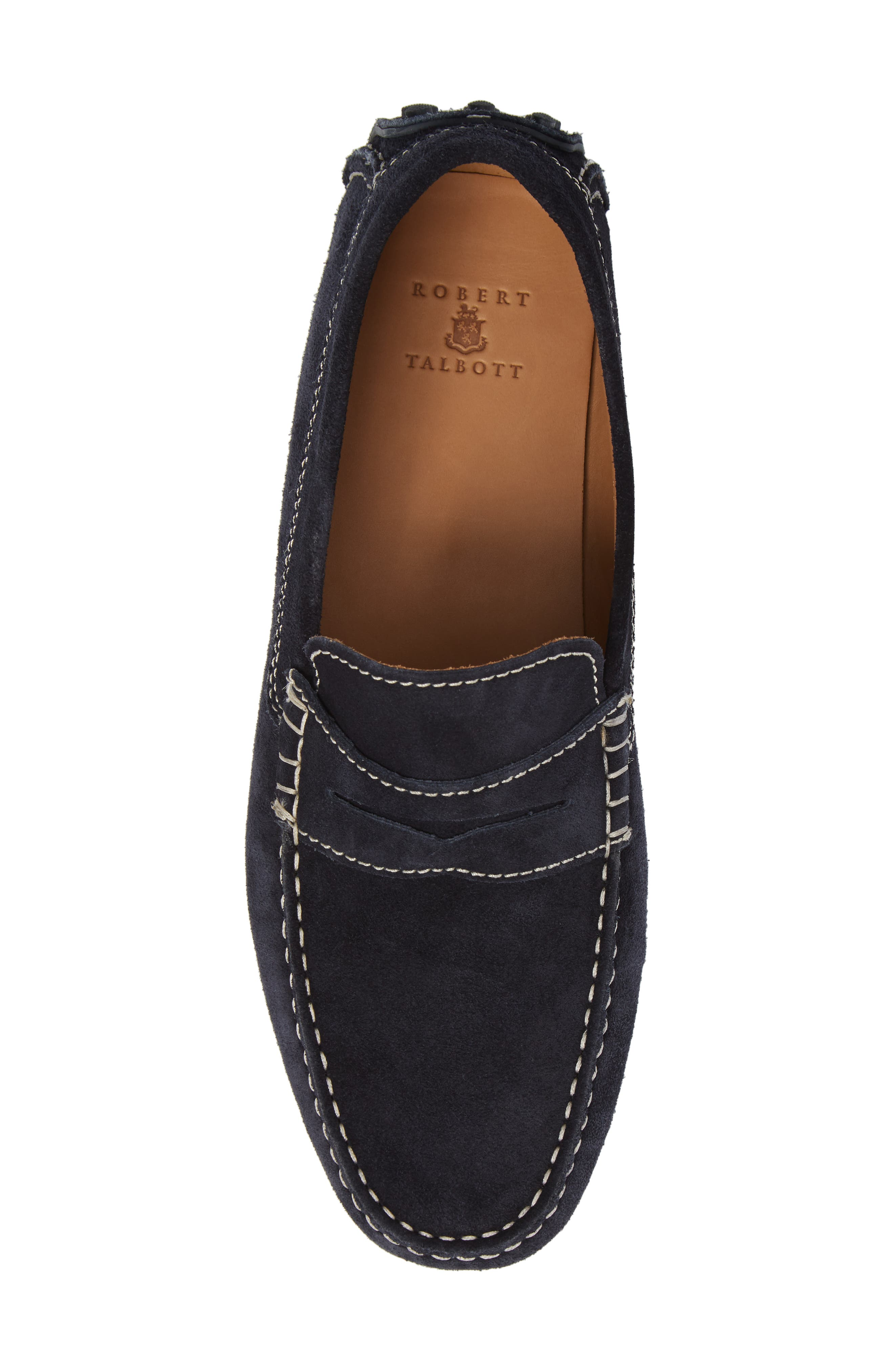 Penny Loafer,                             Alternate thumbnail 5, color,                             Navy