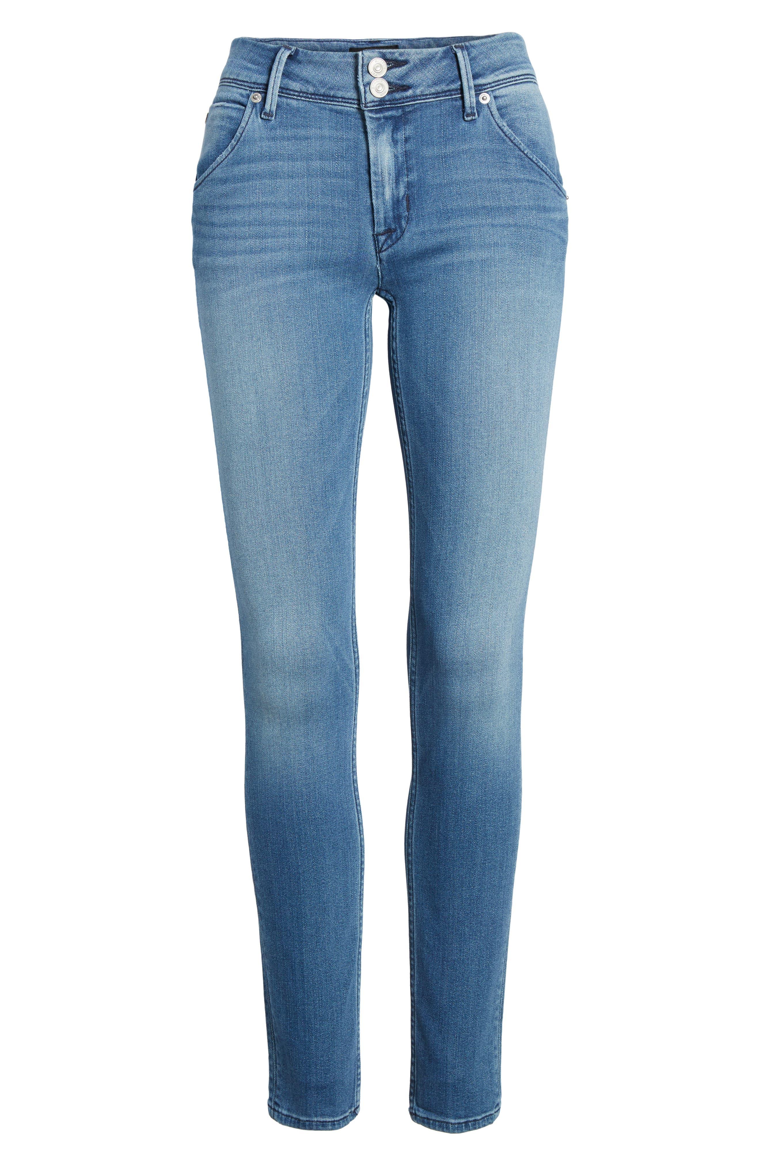 Alternate Image 6  - Hudson Jeans Collin Skinny Jeans (Sentimental)