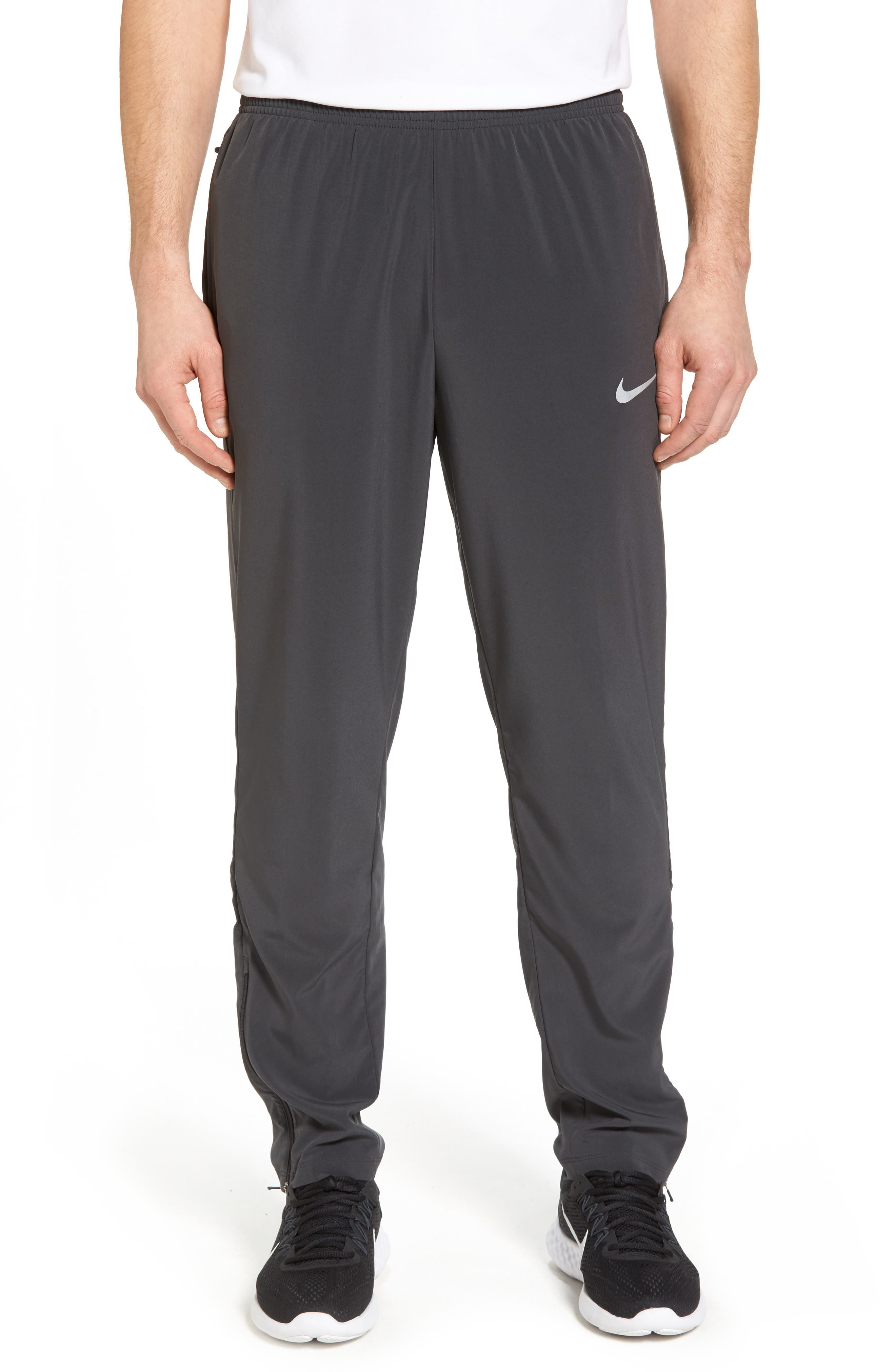 Flex Running Pants,                         Main,                         color, Anthracite