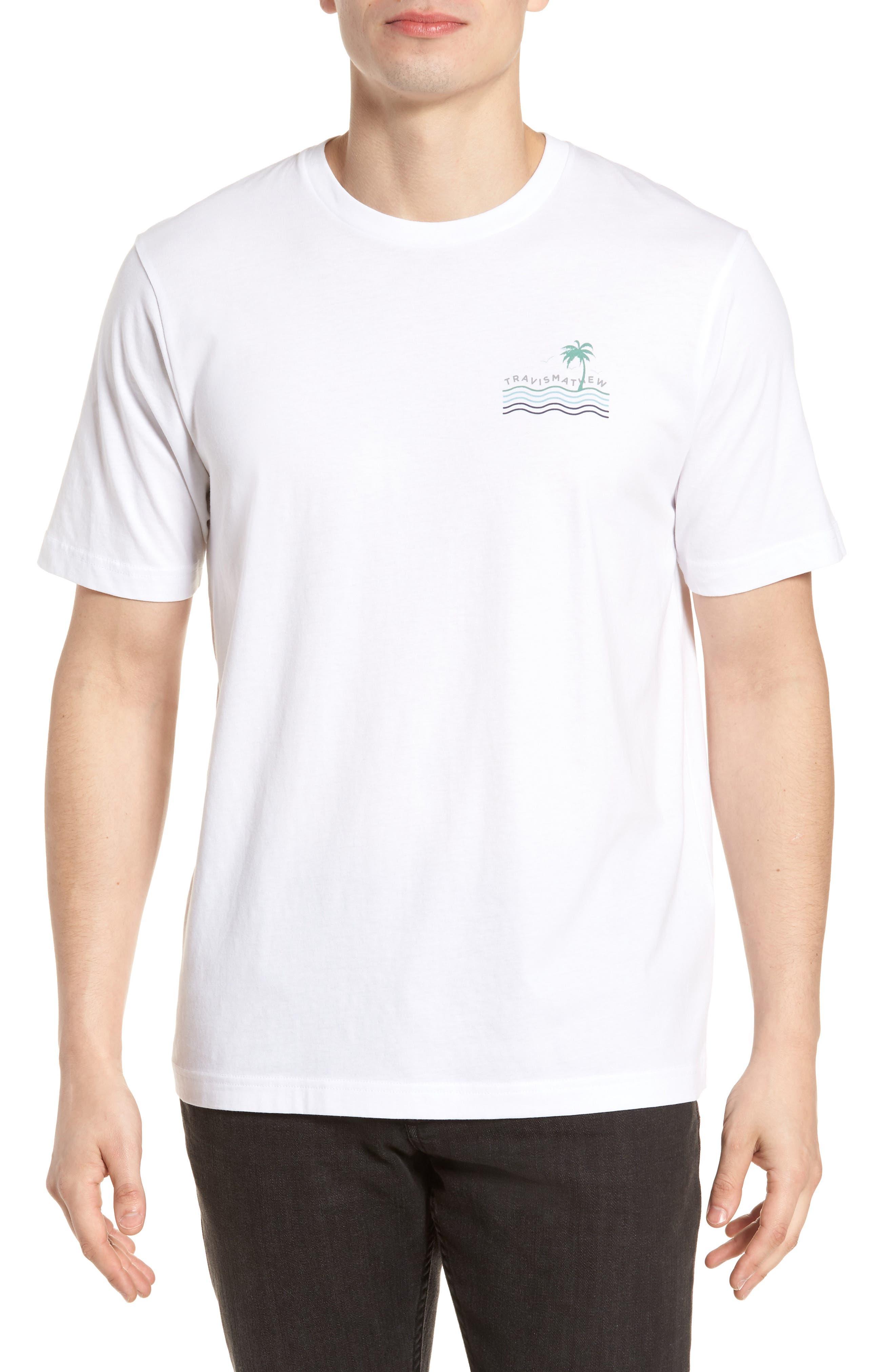 Travis Mathew Double Take Graphic T-Shirt