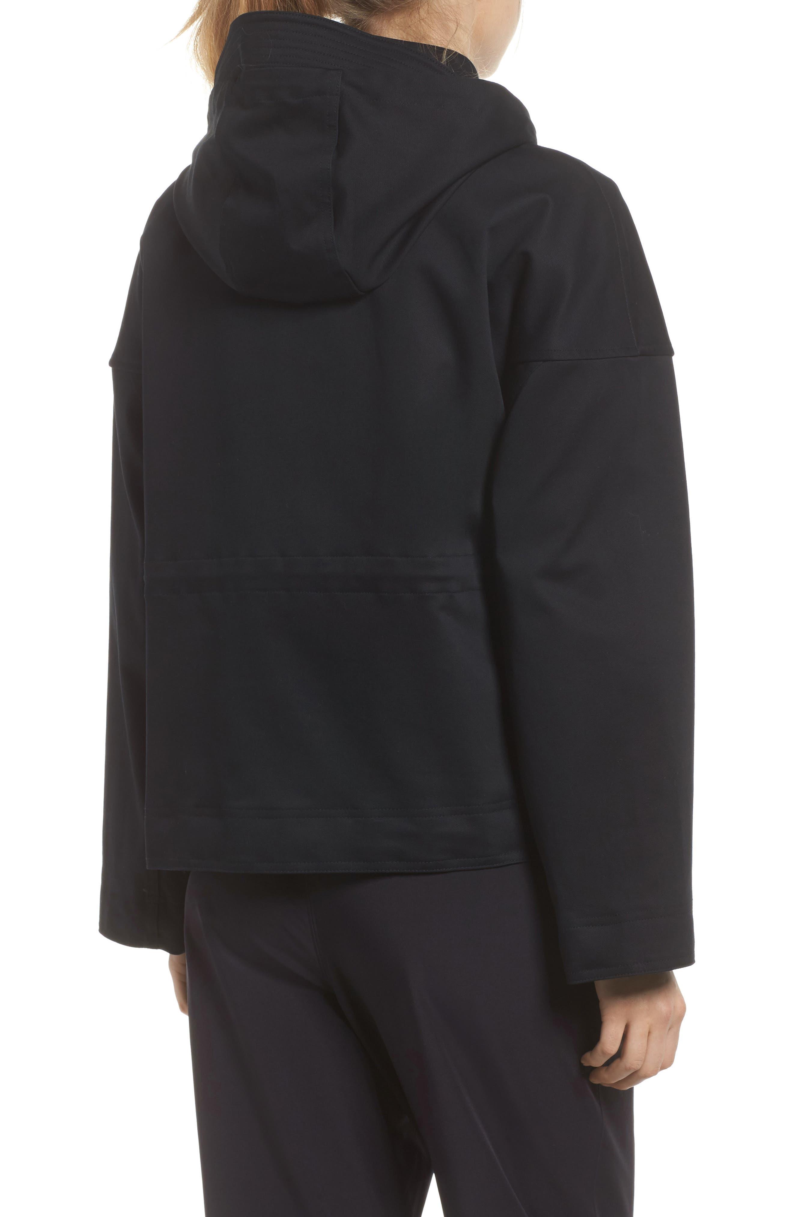 NikeLab Collection Women's Tactical Jacket,                             Alternate thumbnail 2, color,                             Black/ Black