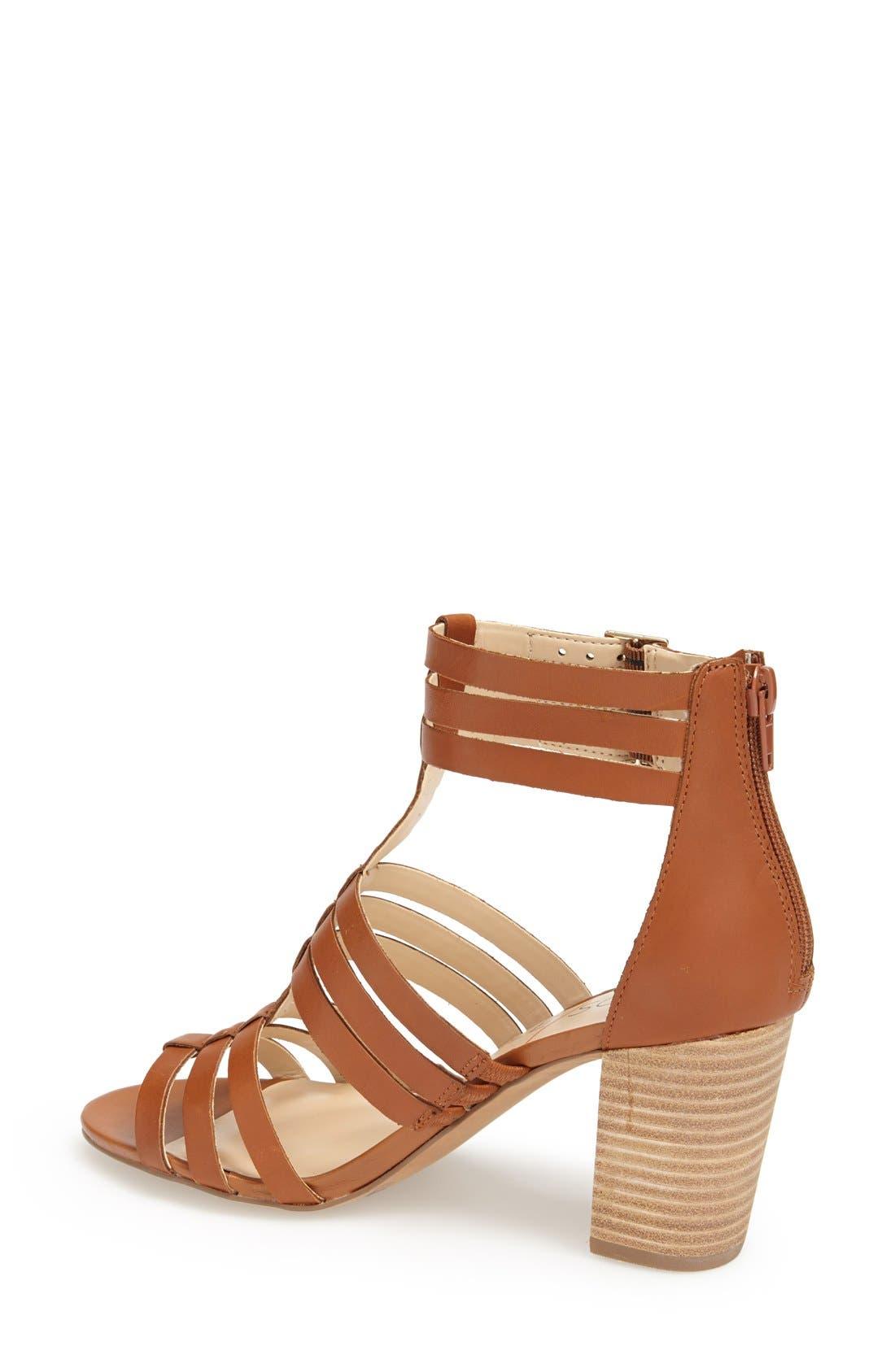 Alternate Image 2  - Sole Society 'Elise' Gladiator Sandal (Women)