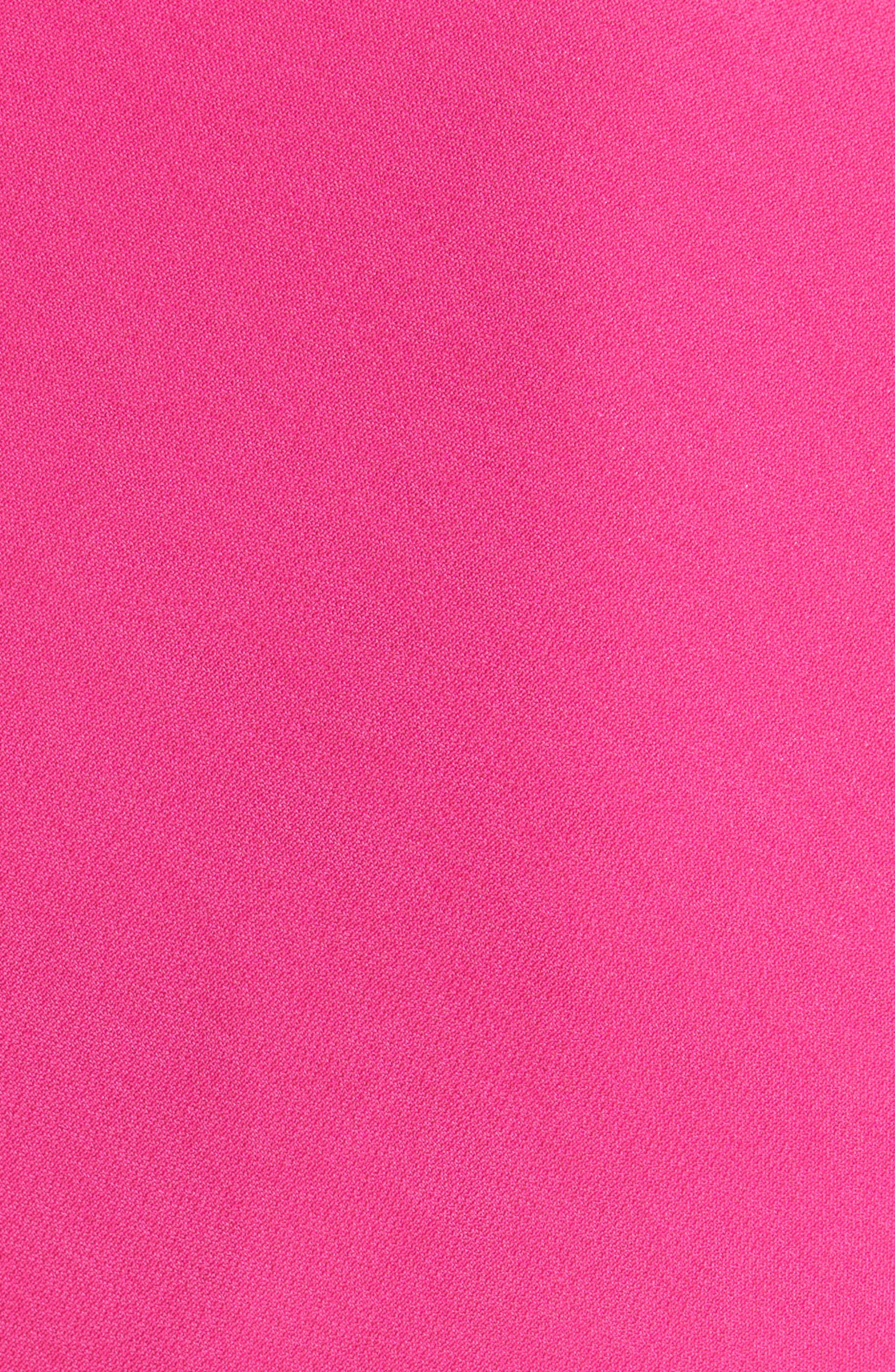 Alternate Image 5  - Brandon Maxwell Drape Front Dress