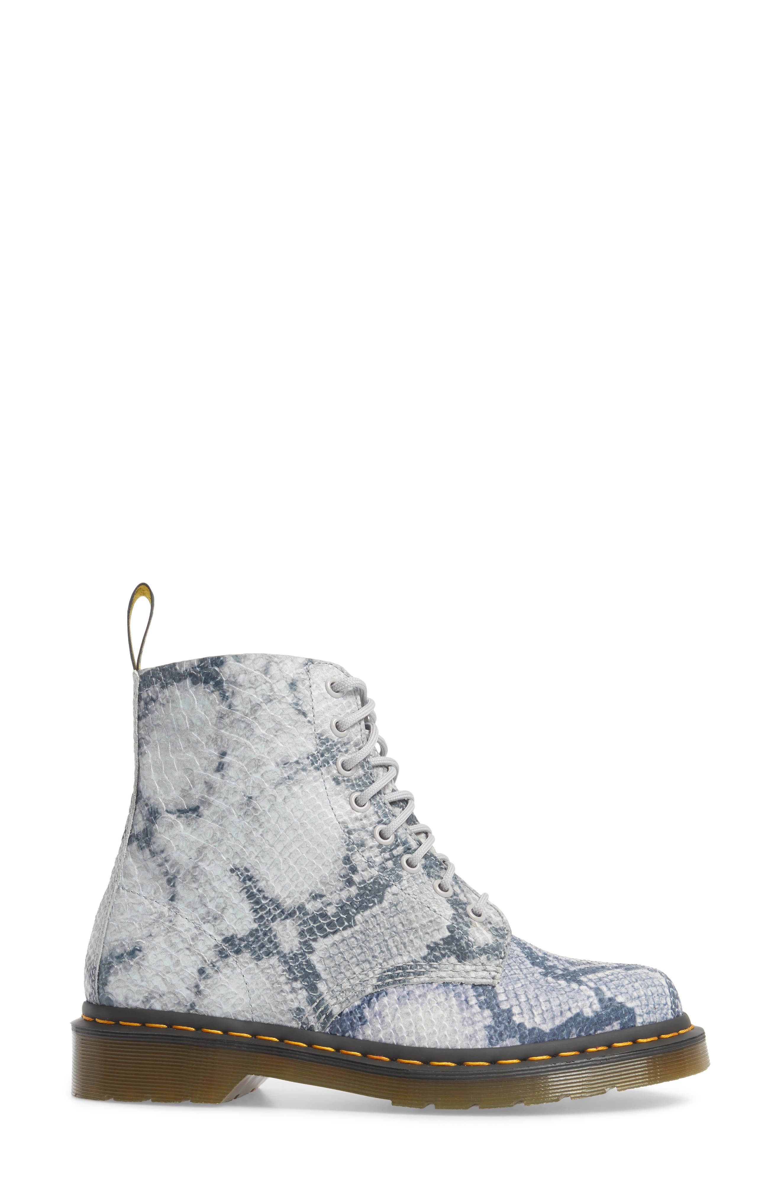 Alternate Image 3  - Dr. Martens Pascal Snake Boot (Women)
