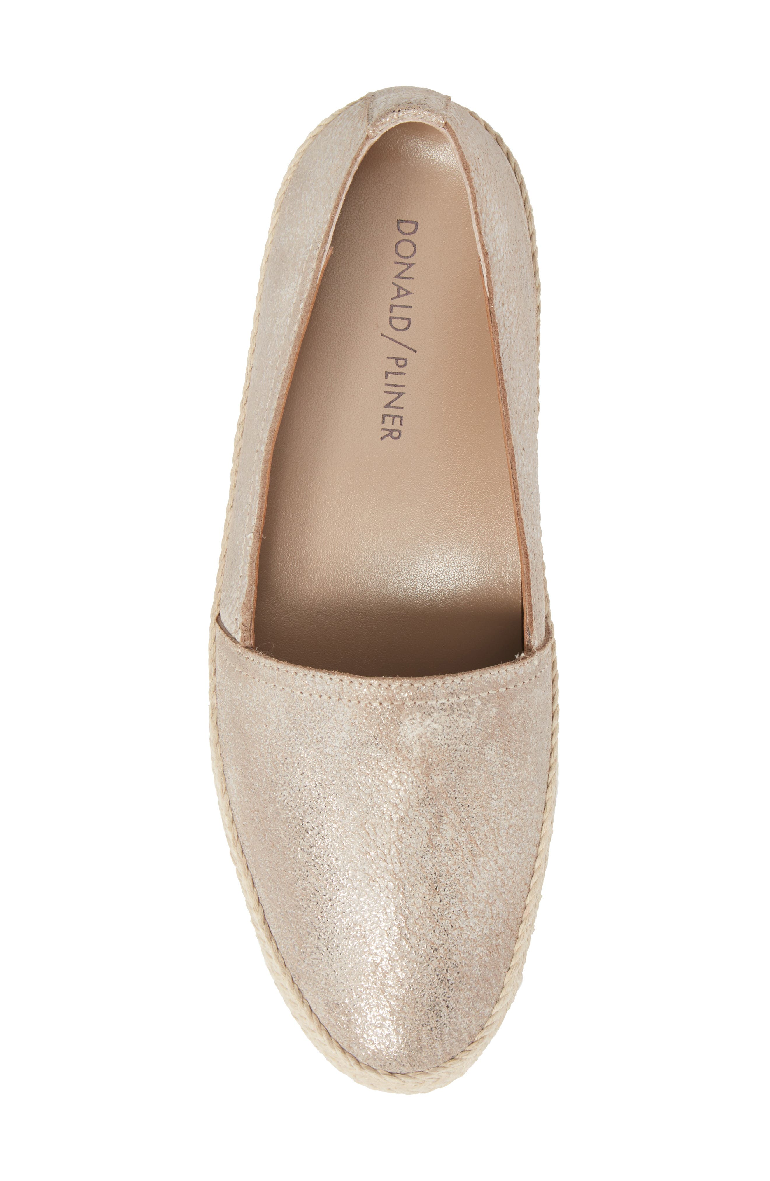 Palm Slip-On Sneaker,                             Alternate thumbnail 5, color,                             Taupe Fabric
