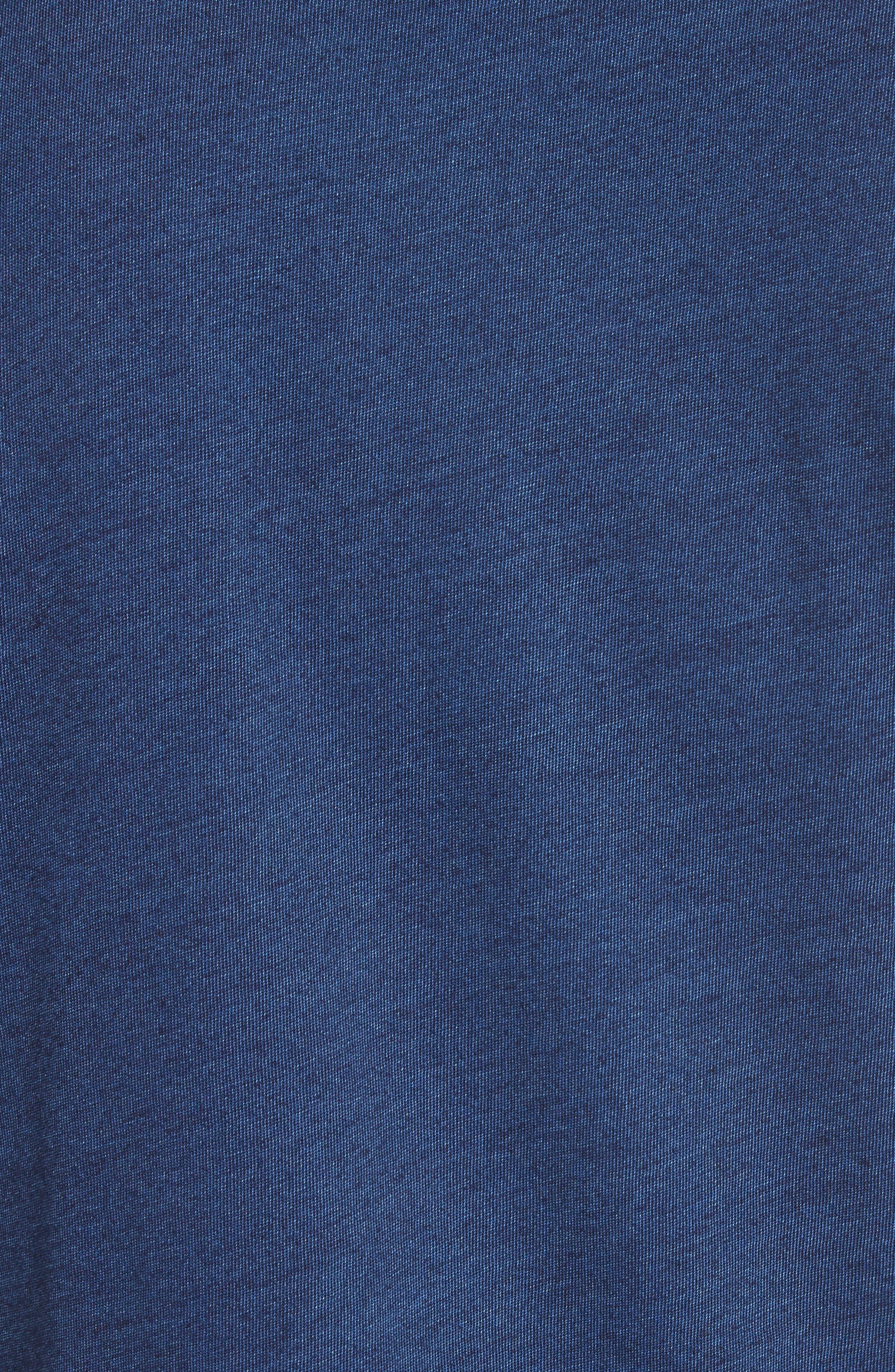 Niels Indigo T-Shirt,                             Alternate thumbnail 5, color,                             Indigo