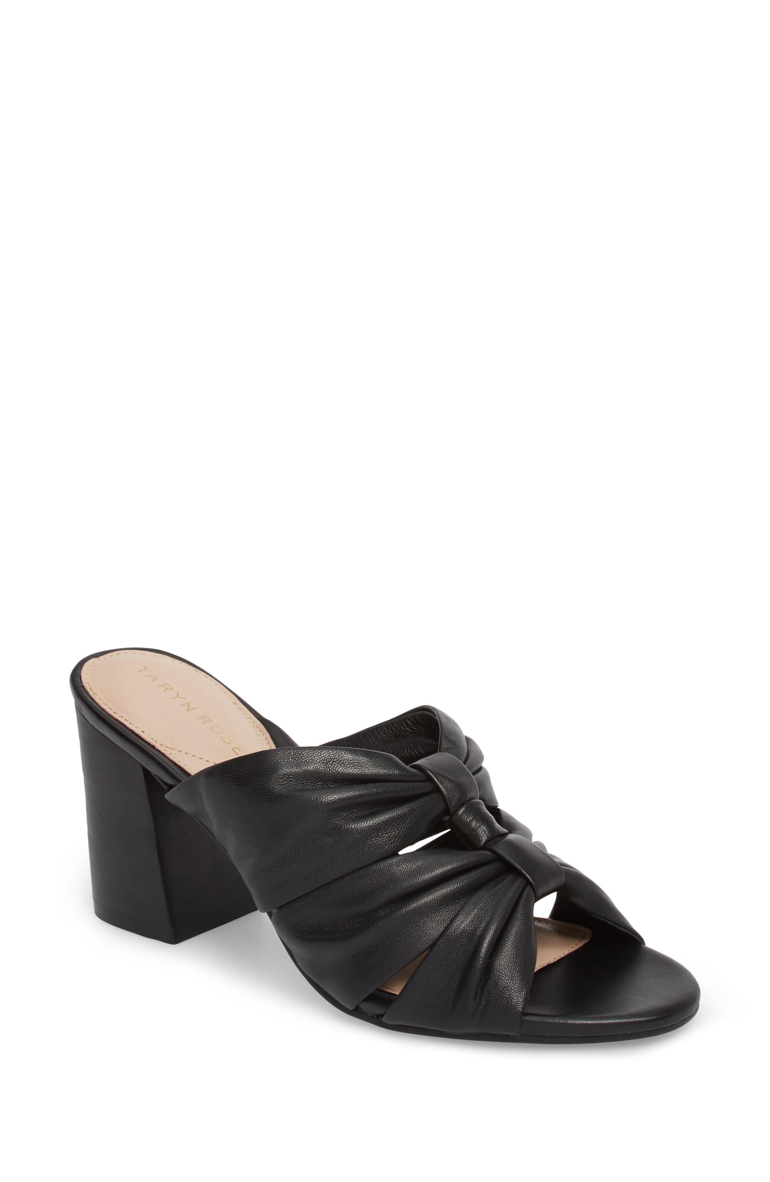 Alternate Image 1 Selected - Taryn Rose Lana Cinched Strap Sandal (Women)