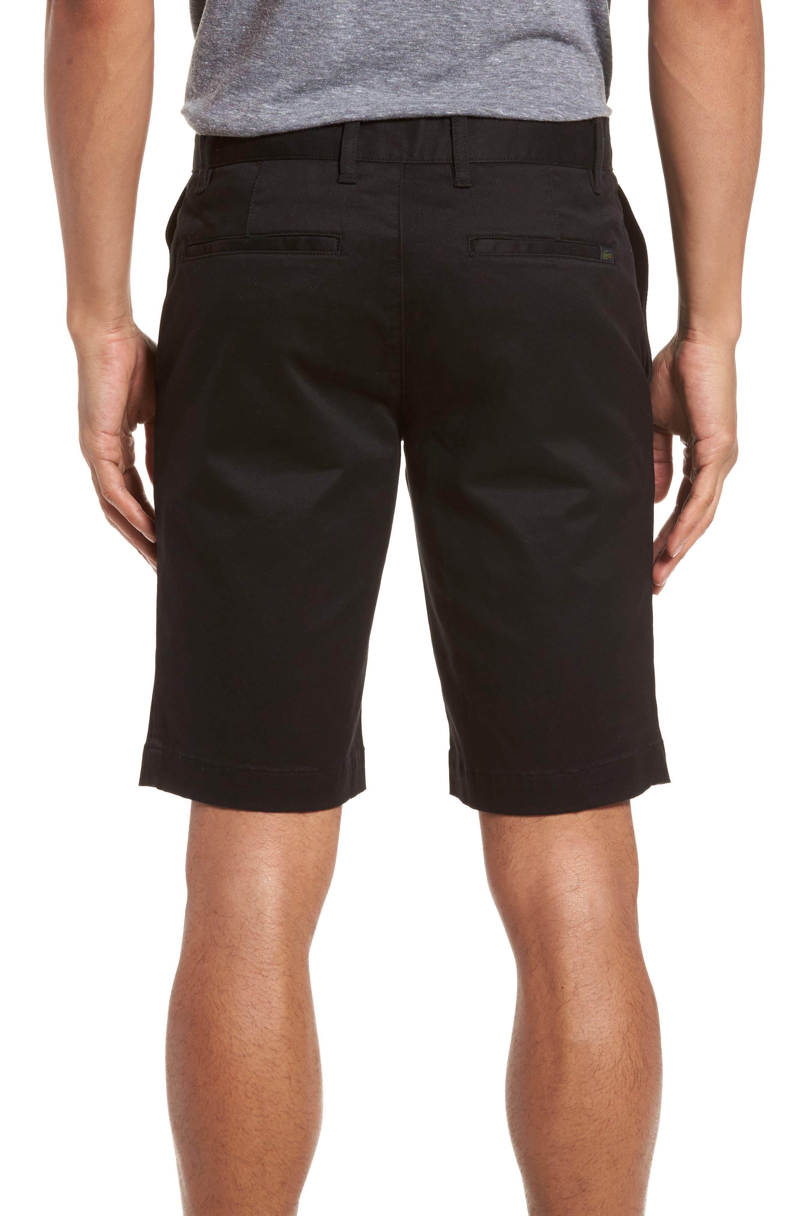 Alternate Image 2  - Lacoste Slim Fit Chino Shorts