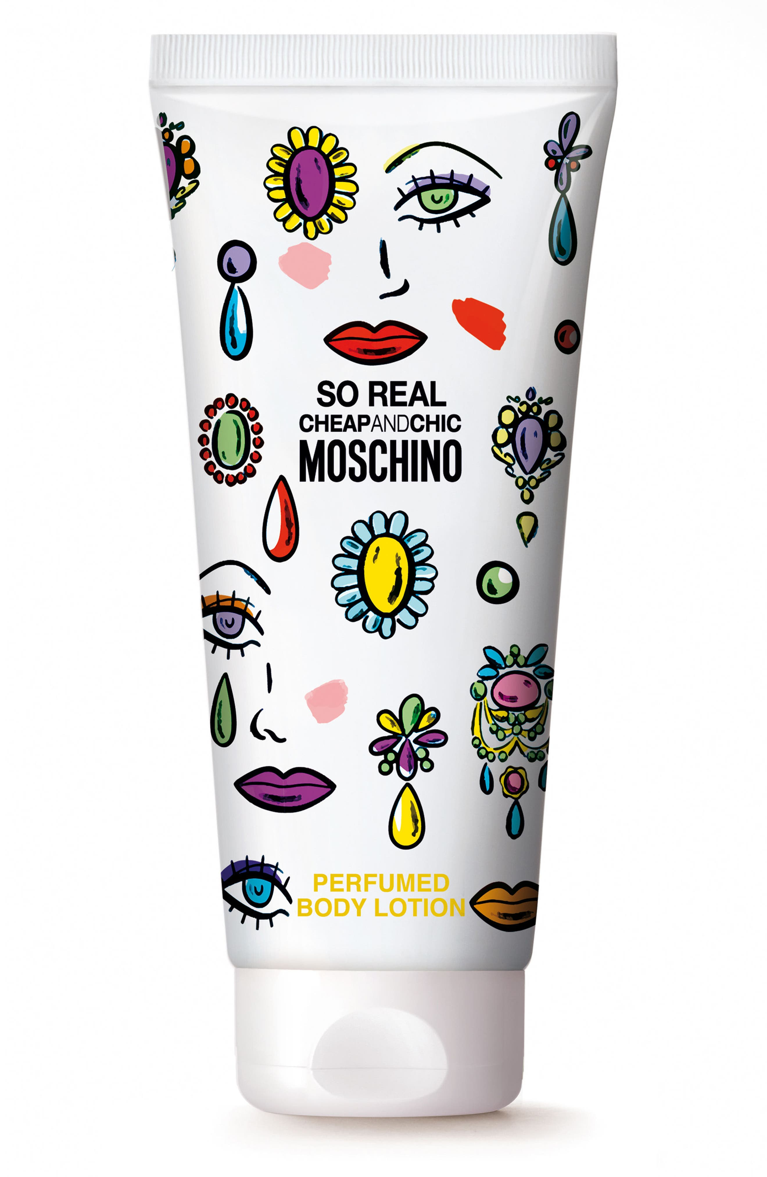 Moschino So Real Cheap and Chic Perfumed Body Lotion