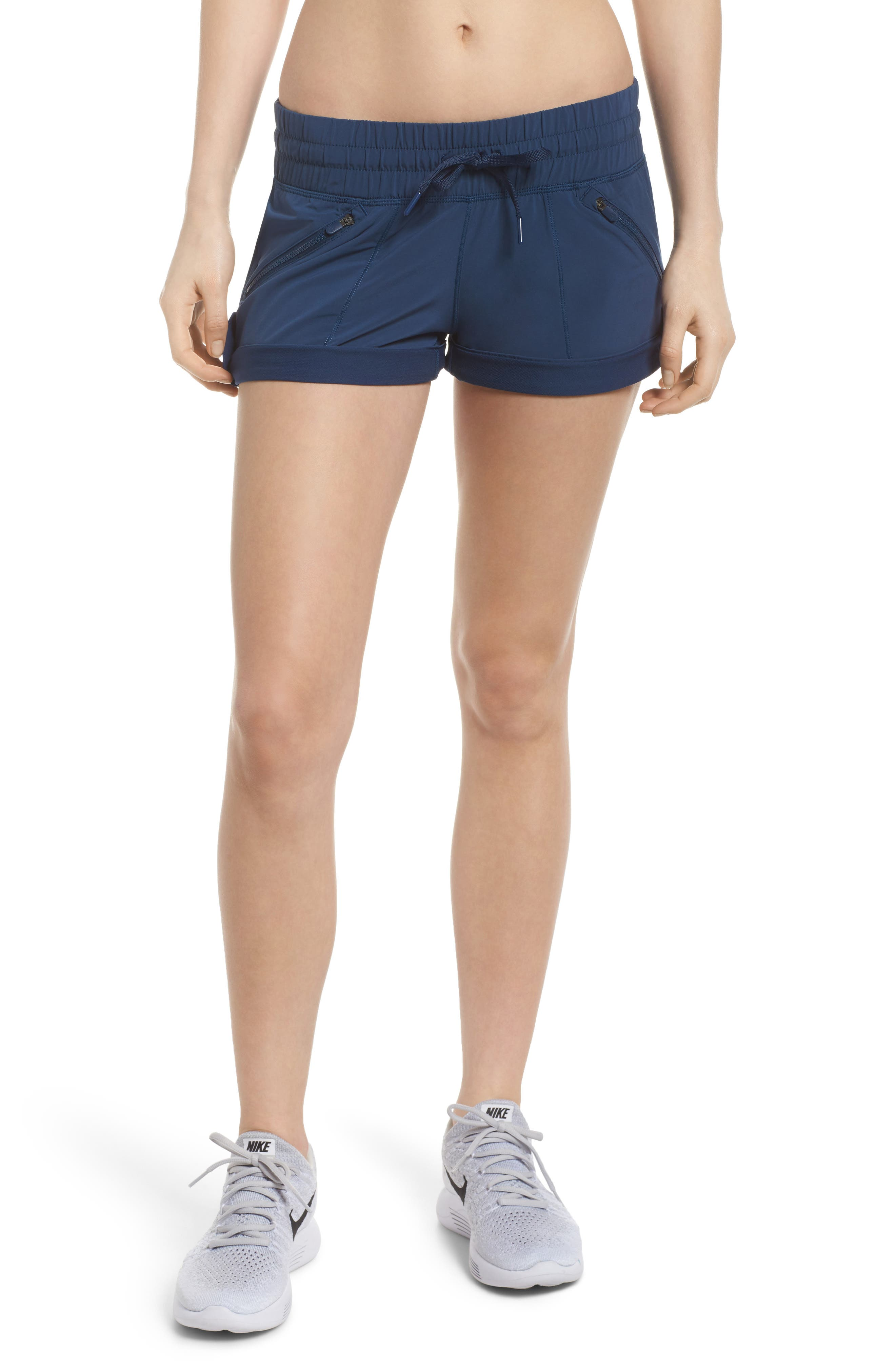 Switchback Shorts,                             Main thumbnail 1, color,                             Blue Insignia