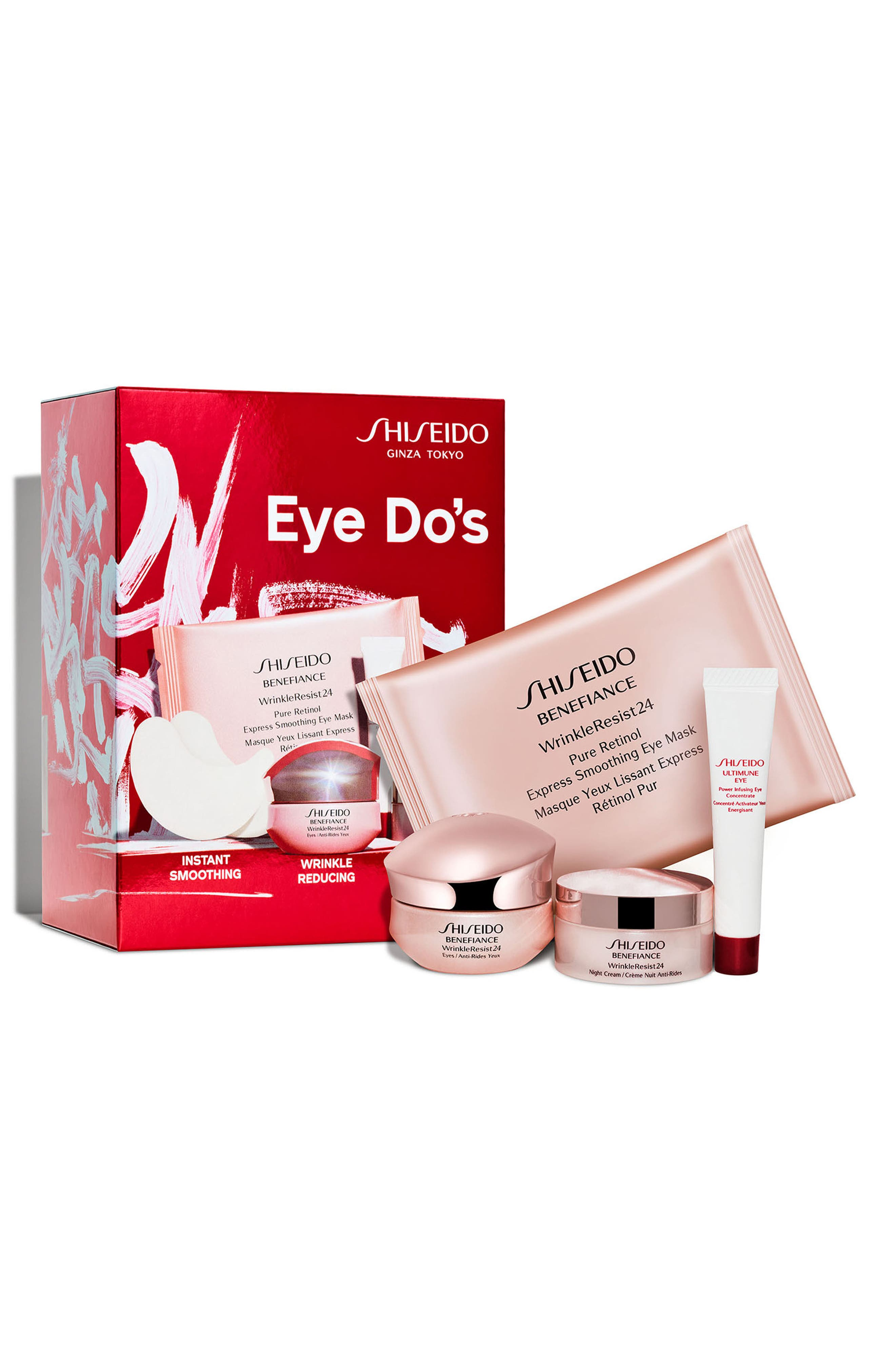 Shiseido Eye Do's Set ($106 Value)