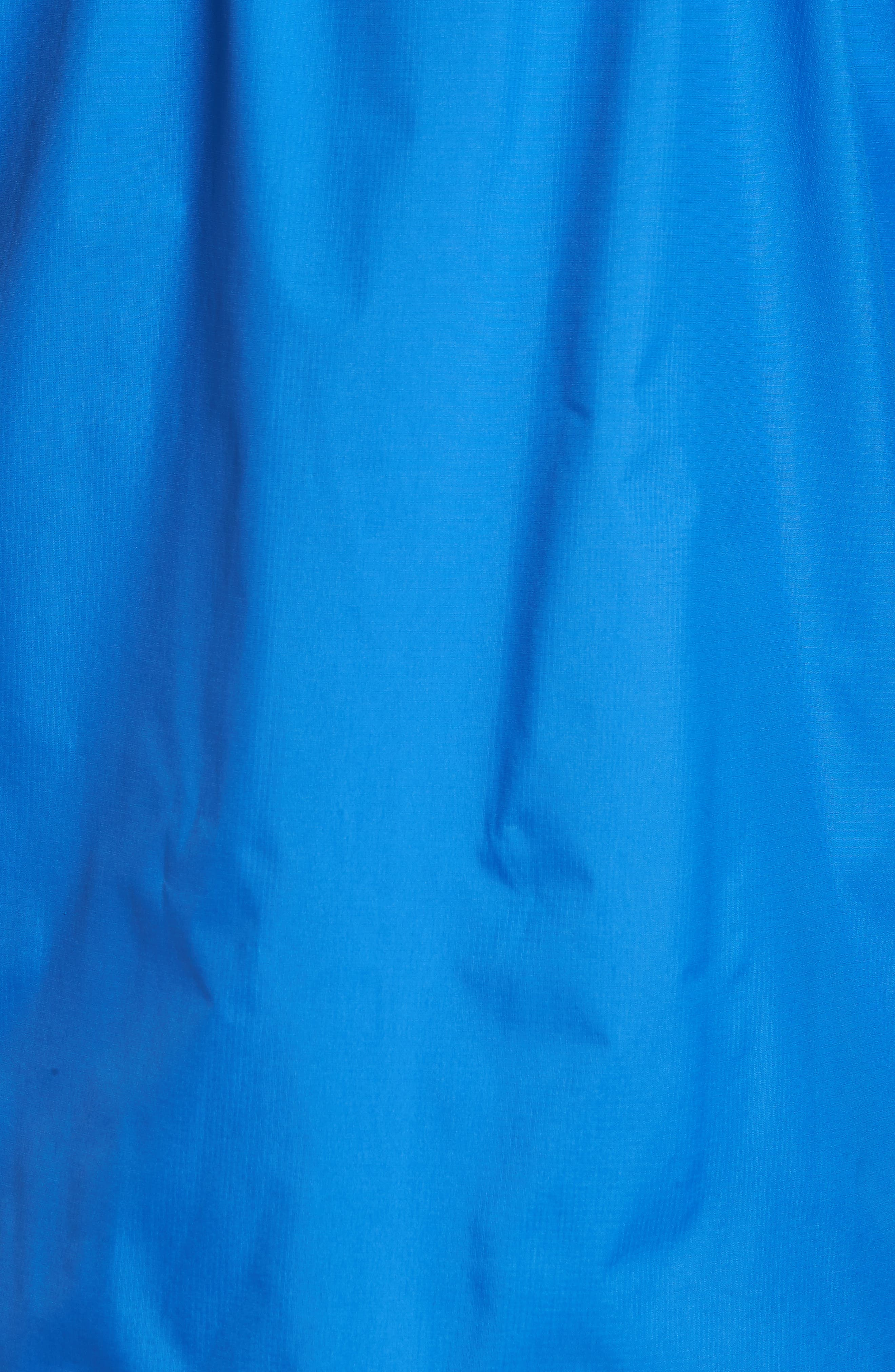 Venture II Raincoat,                             Alternate thumbnail 5, color,                             Turkish Sea/ Urban Navy