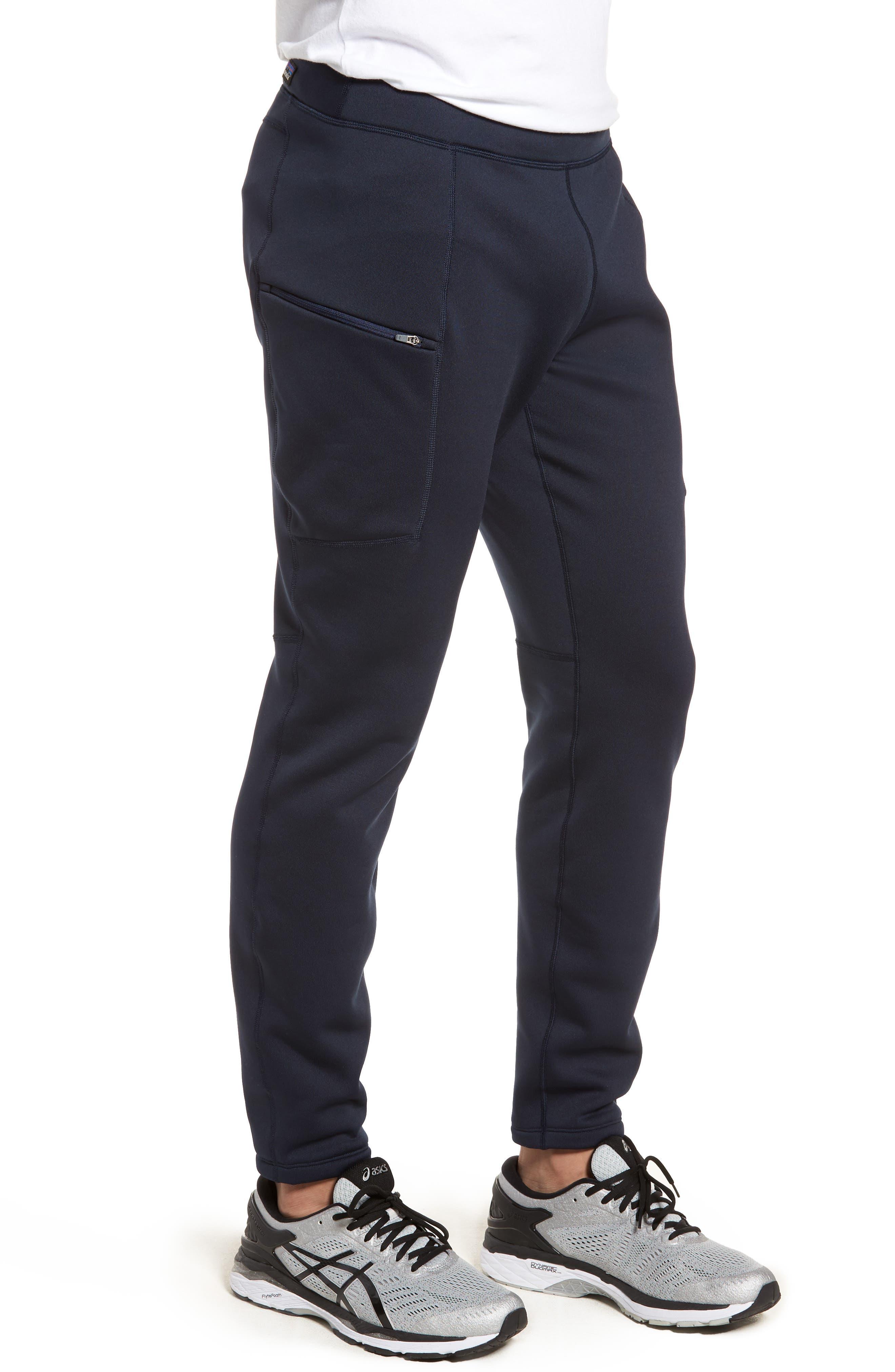 Crosstrek Pants,                             Alternate thumbnail 3, color,                             Navy Blue