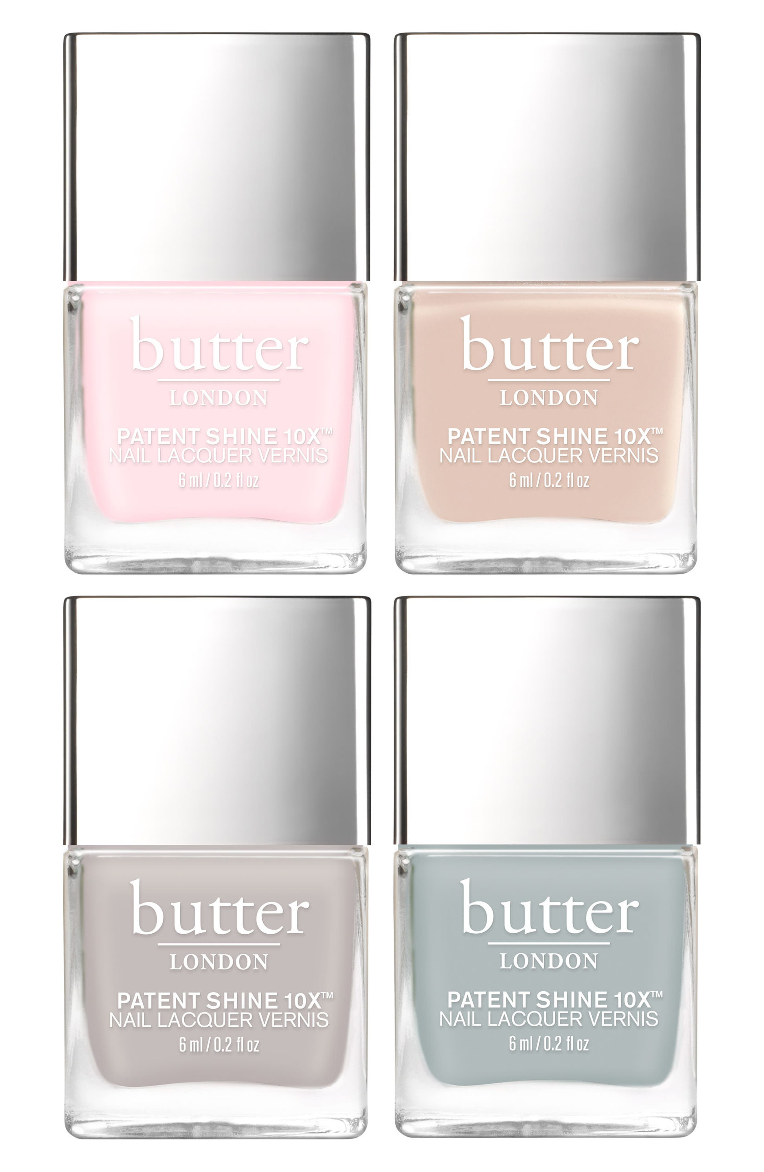 butter LONDON Palace Pastels Nail Lacquer Set (Nordstrom Exclusive) ($48 Value)