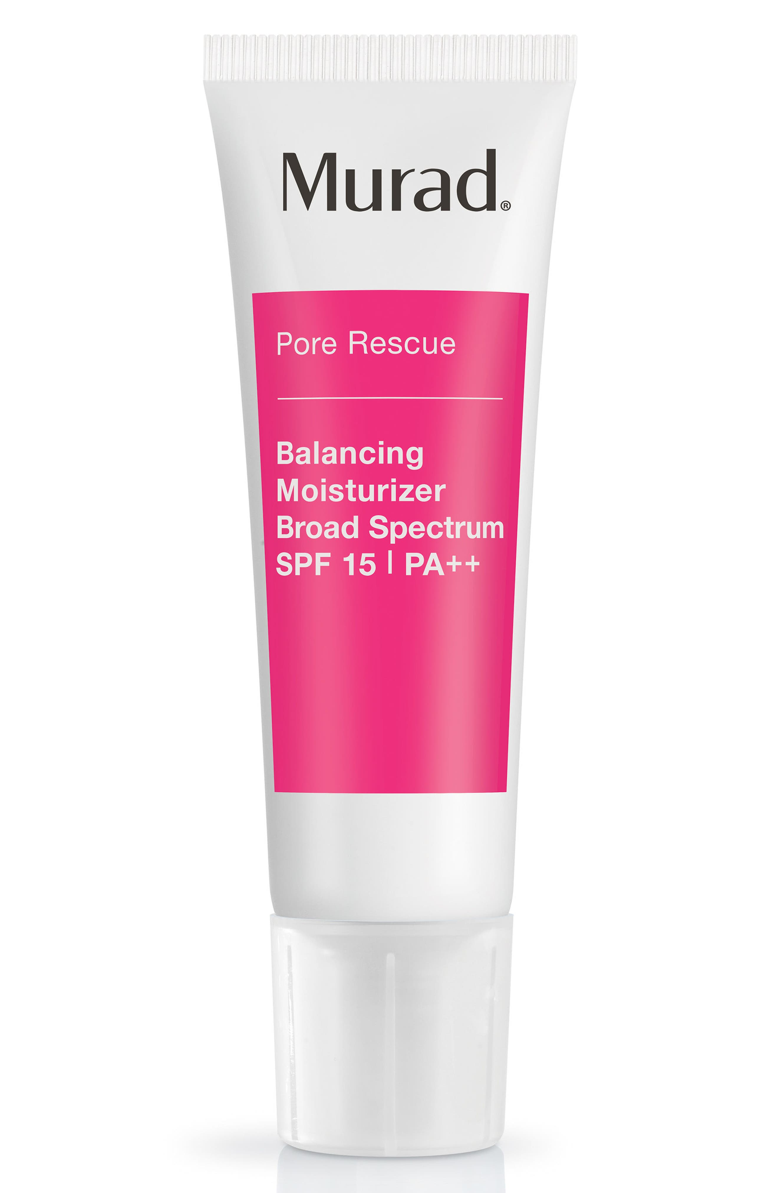 Balancing Moisturizer Broad Spectrum SPF 15 PA++,                         Main,                         color, No Color