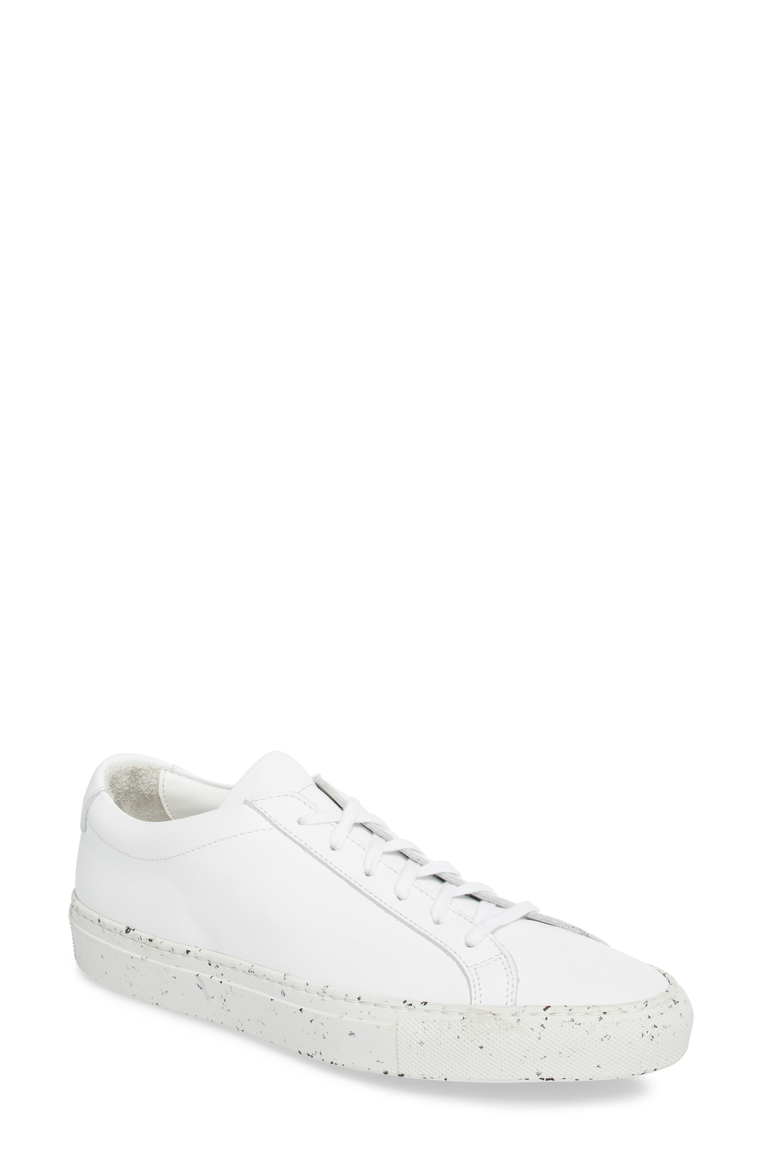 Common Projects Achilles Low Confetti Sole Sneaker (Women)