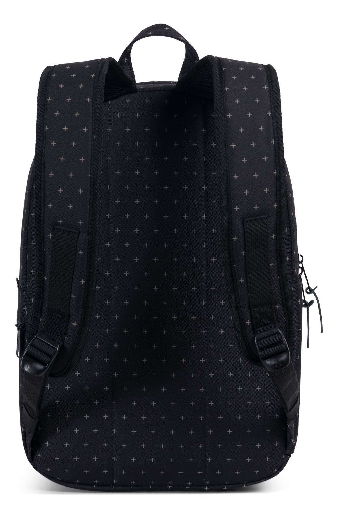 Harrison Backpack,                             Alternate thumbnail 2, color,                             Black Gridlock