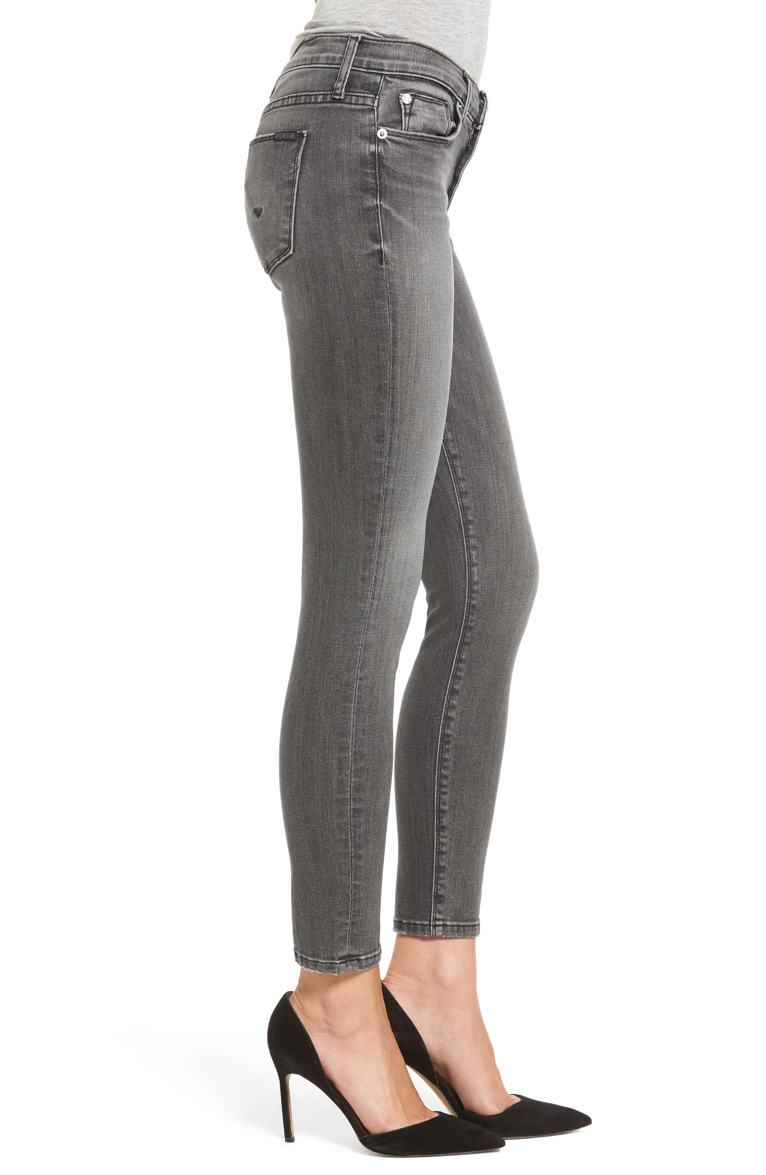 Nico Ankle Skinny Jeans,                             Alternate thumbnail 2, color,                             Spectrum