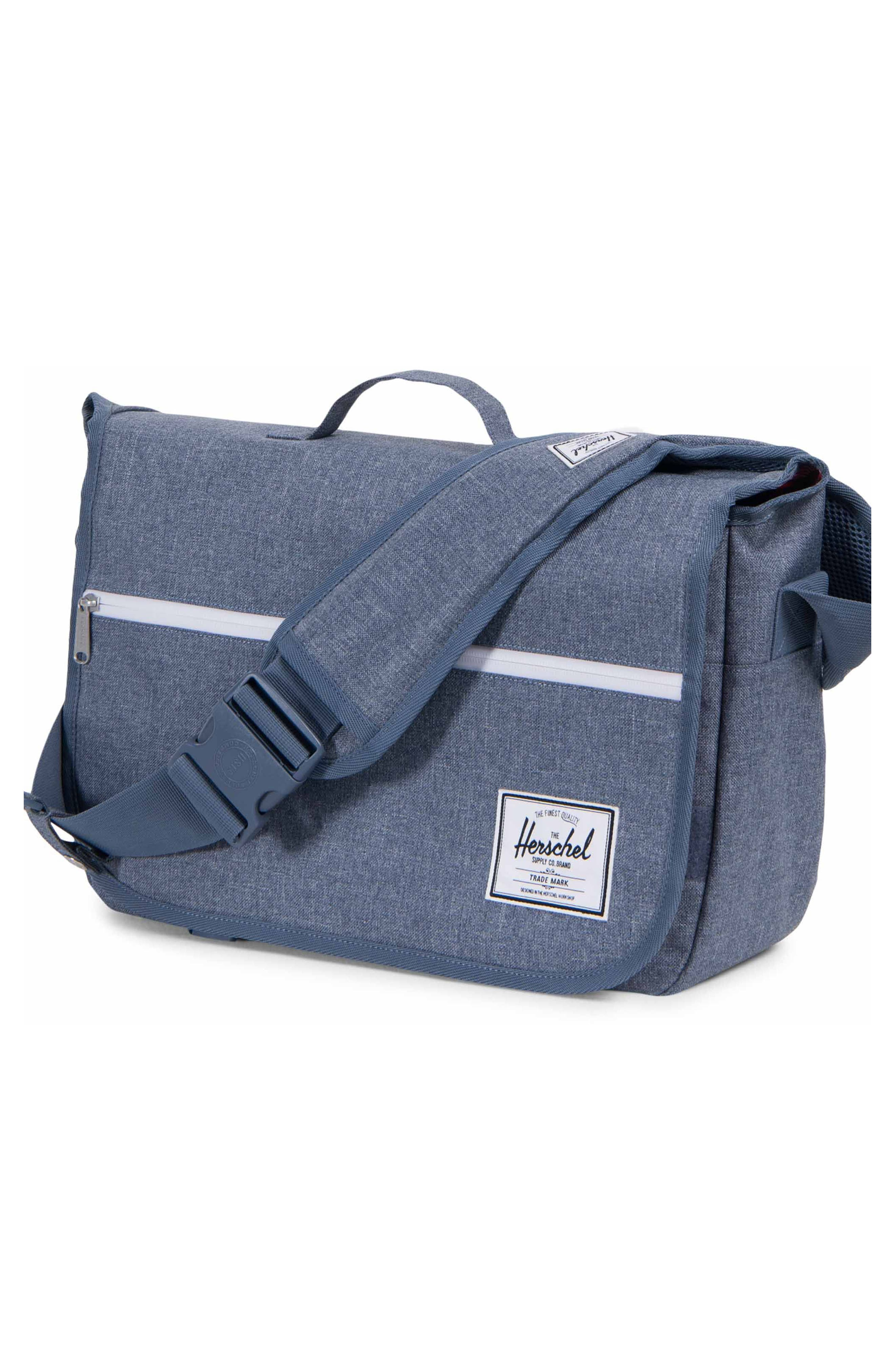 Alternate Image 2  - Herschel Supply Co. 'Pop Quiz' Messenger Bag