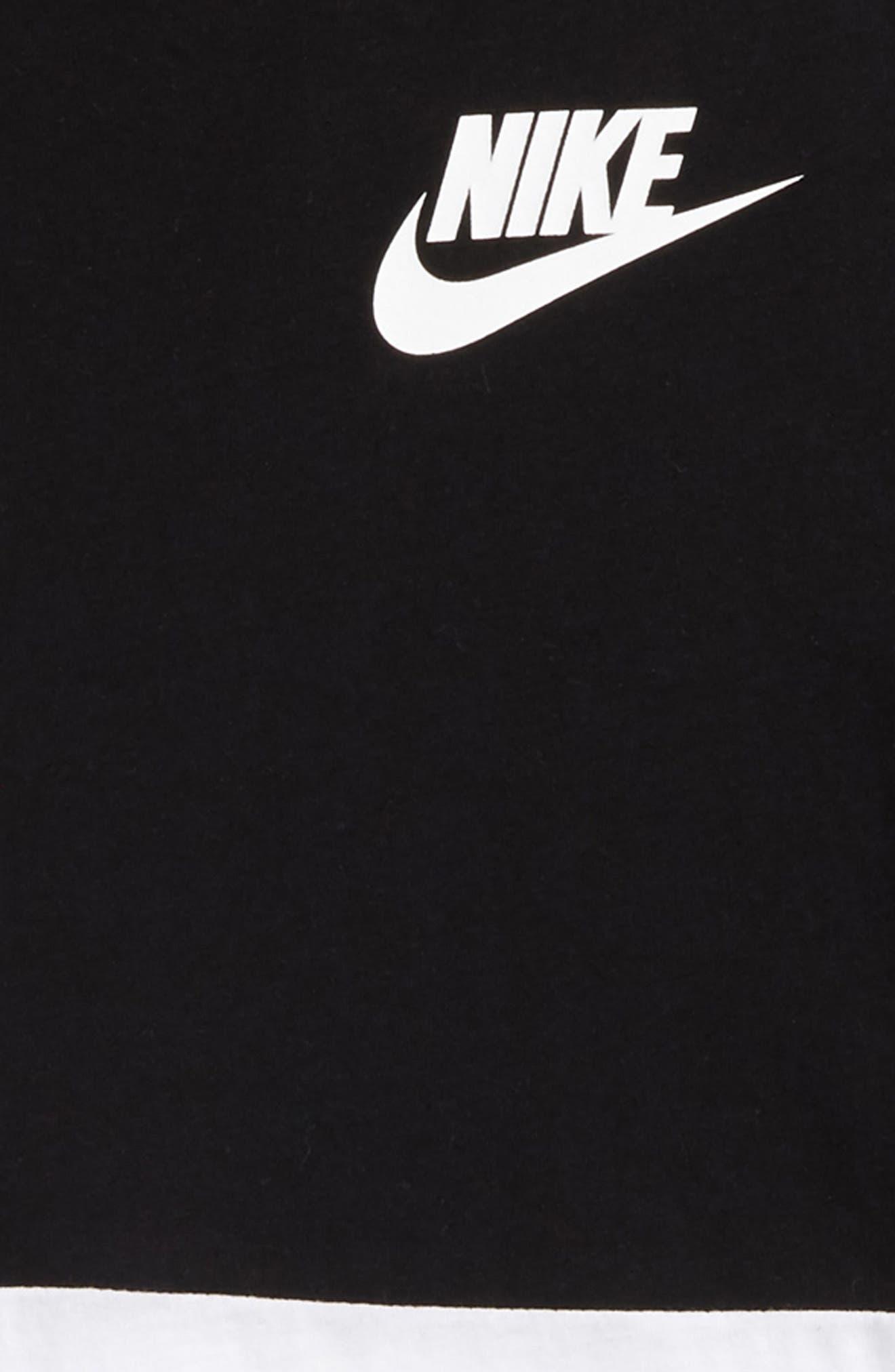 Alternate Image 2  - Nike Sportswear Graphic Tee (Big Girls)