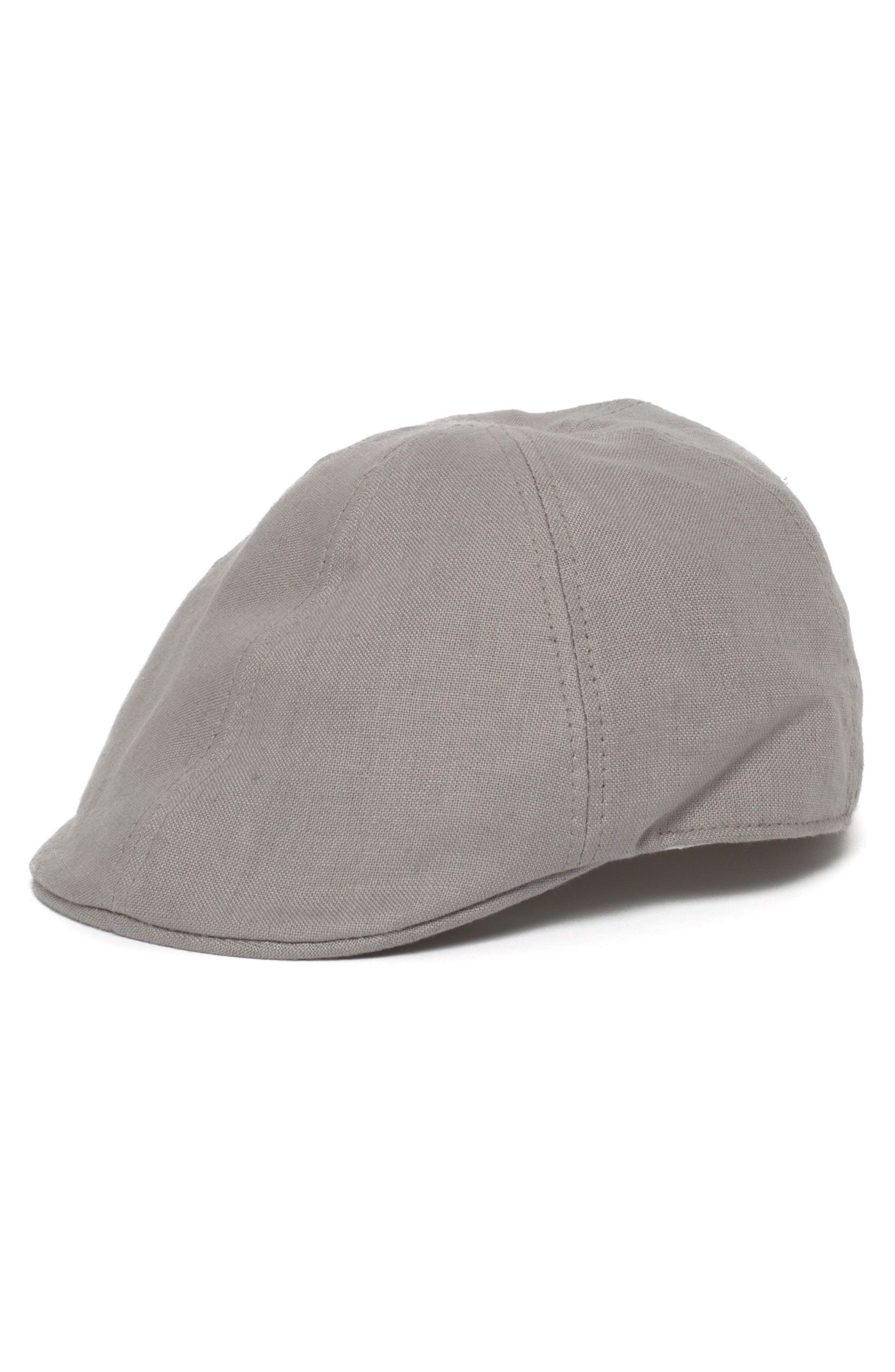 Goorin Brothers Lacey Linen Driving Cap