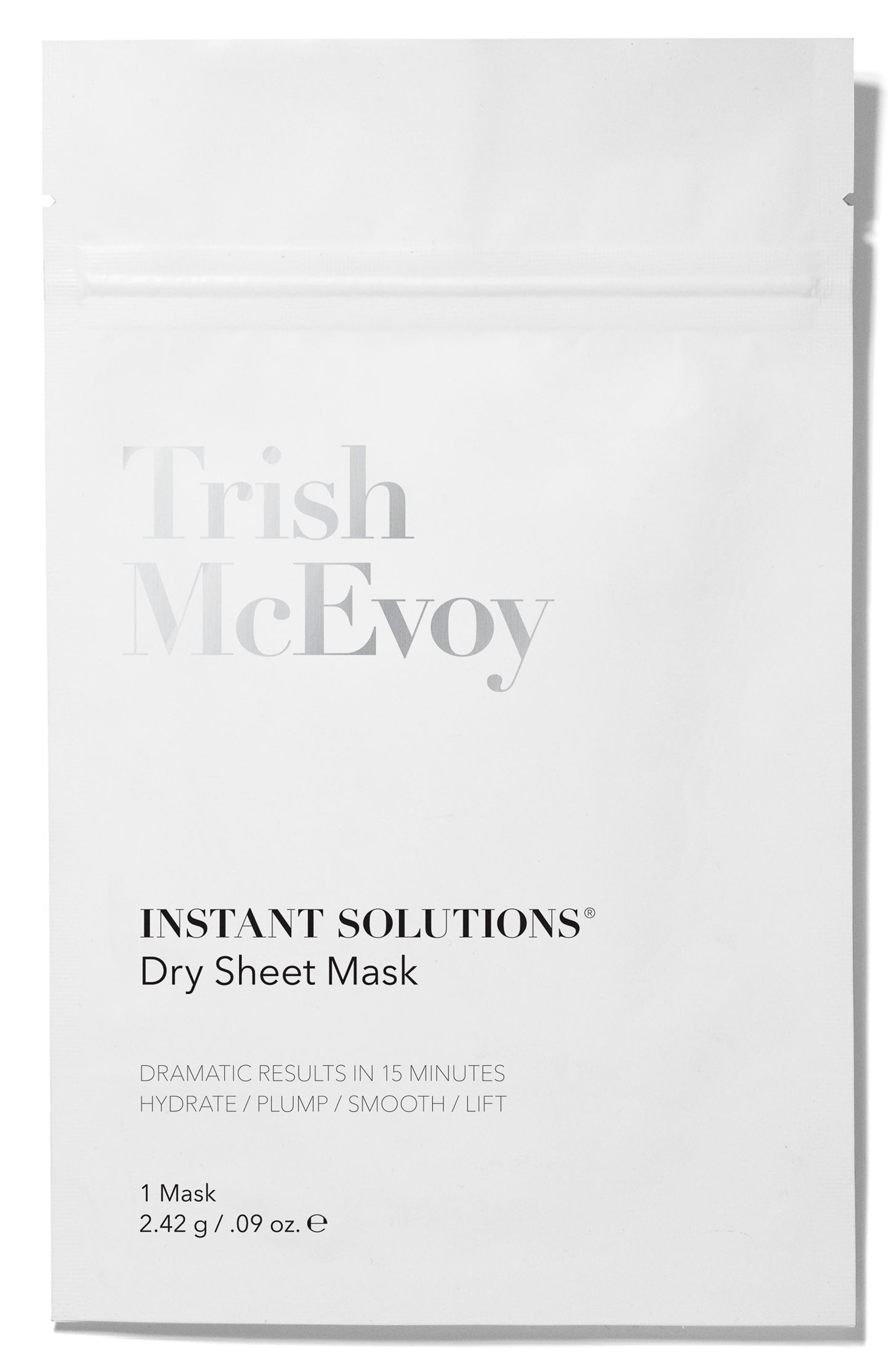 Instant Solutions<sup>®</sup> Dry Sheet Mask,                             Alternate thumbnail 5, color,                             No Color