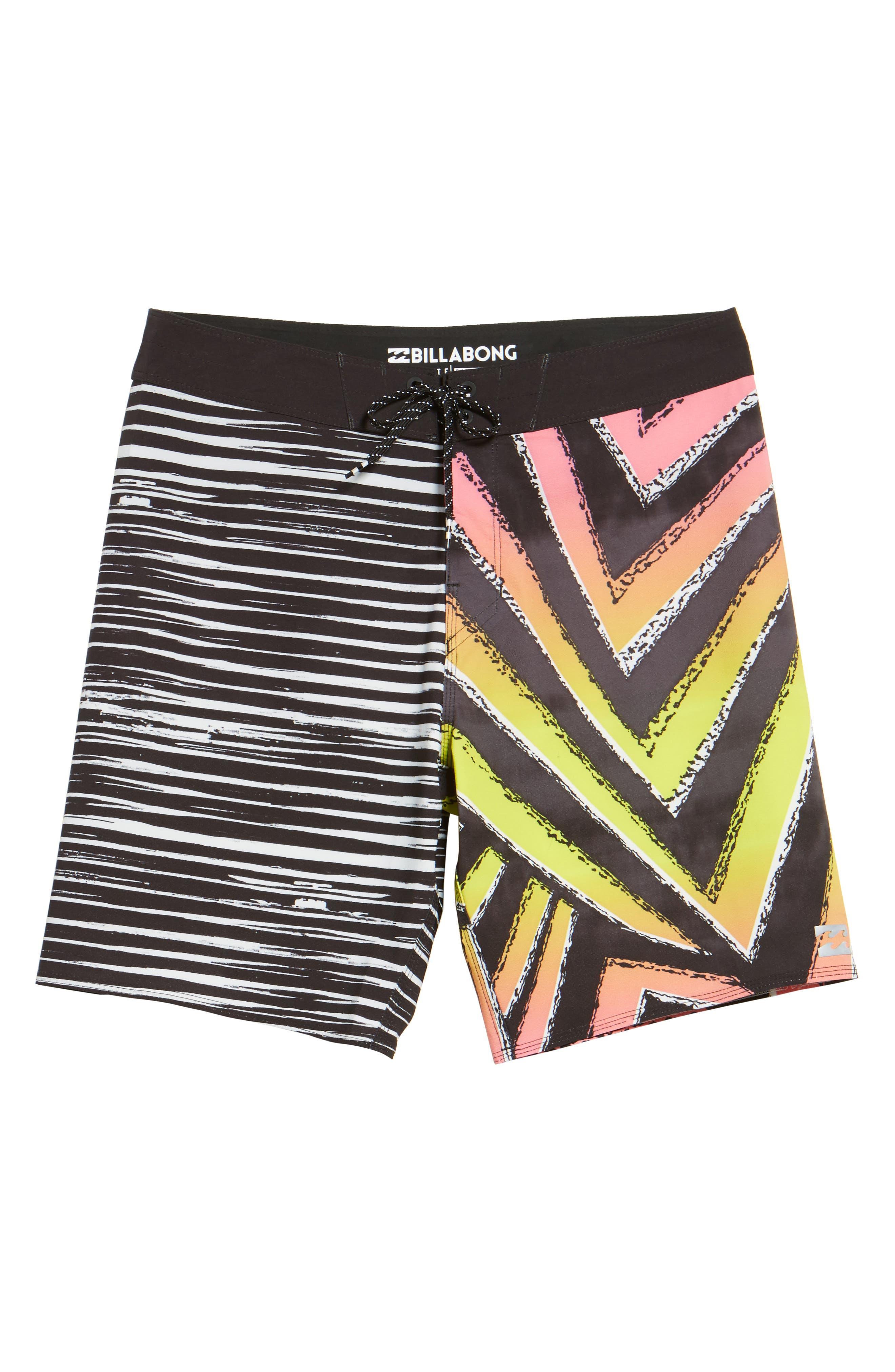 Sundays Airlite Board Shorts,                             Alternate thumbnail 5, color,                             Neon
